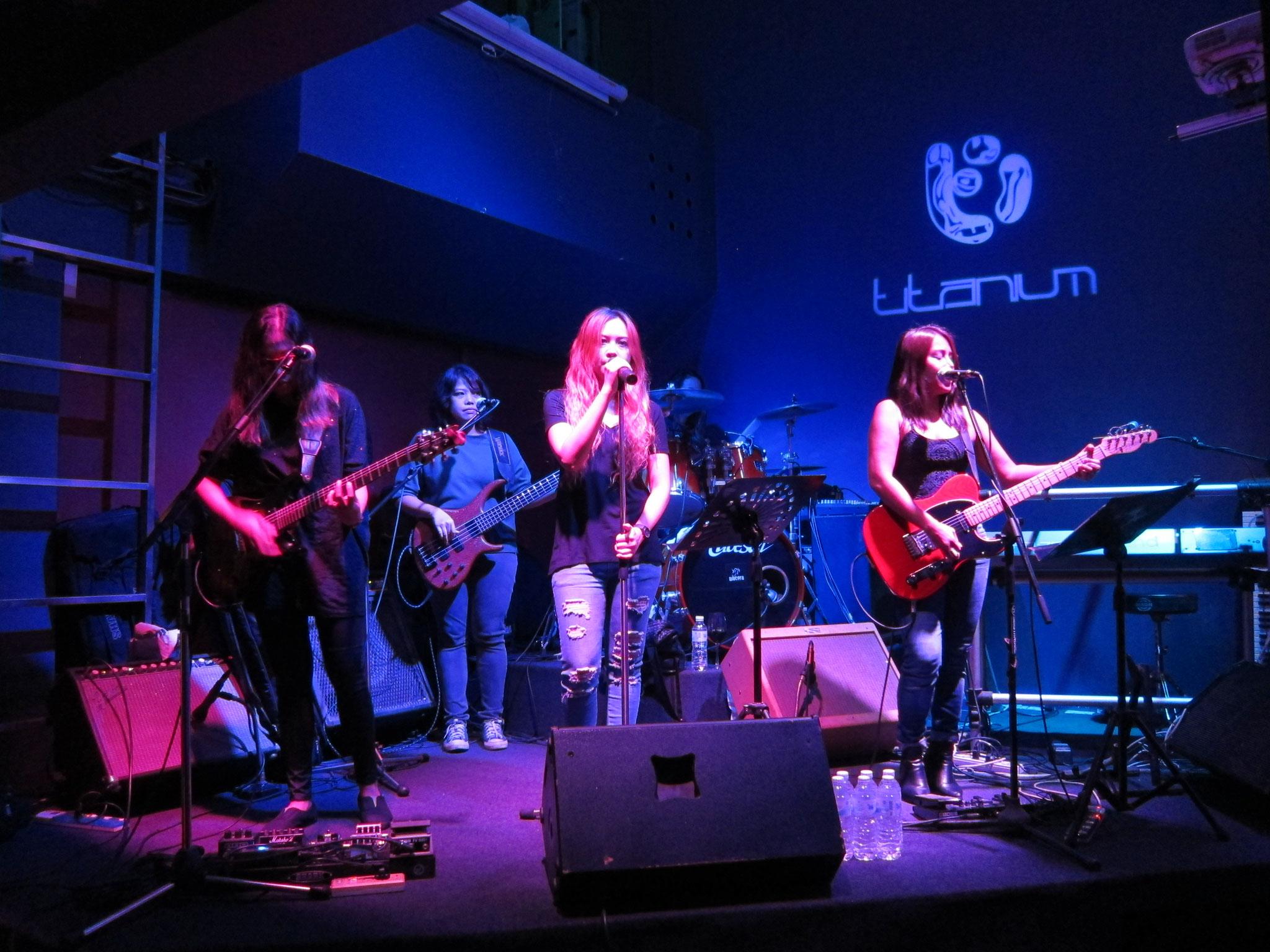 Titanium Club