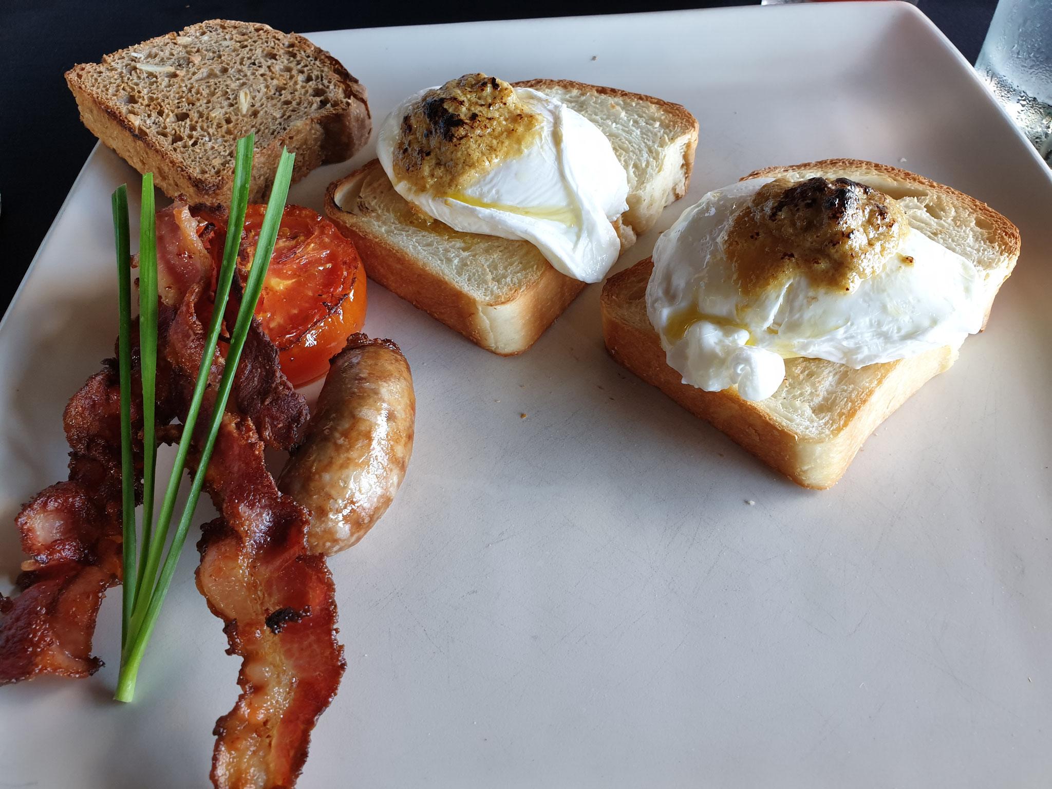 Frühstück Damai Hotel