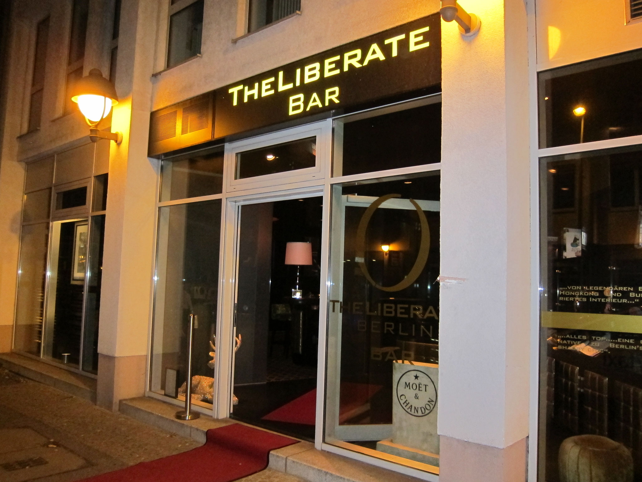 The Liberate Bar Berlin Mitte