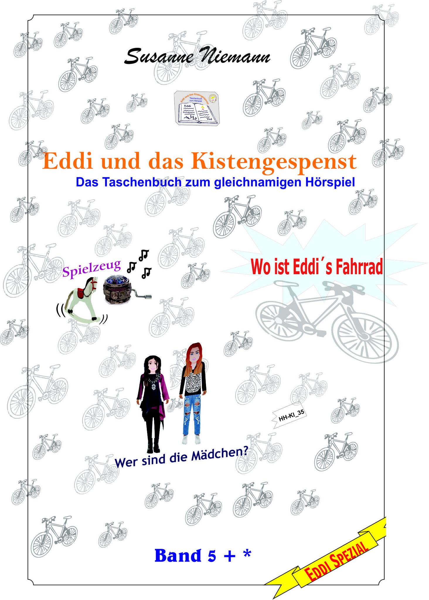 Buch 3 mit Band 5 + *
