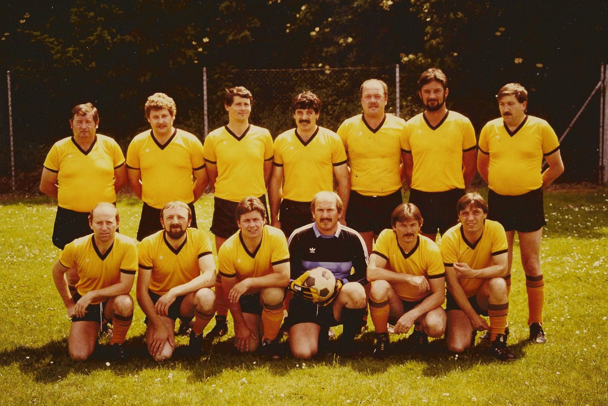 AH Mannschaft 1987