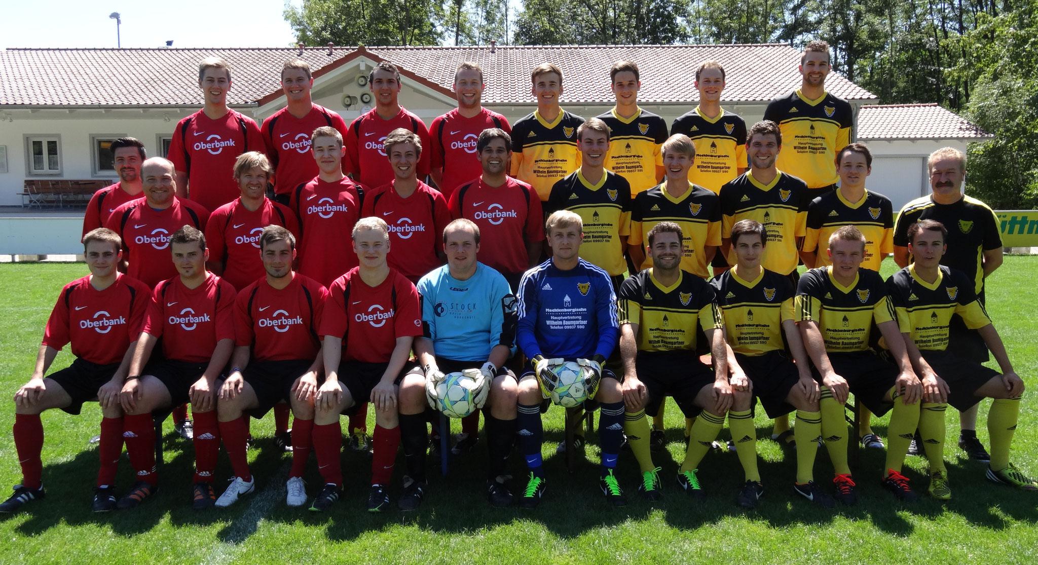 Mannschaften 2013
