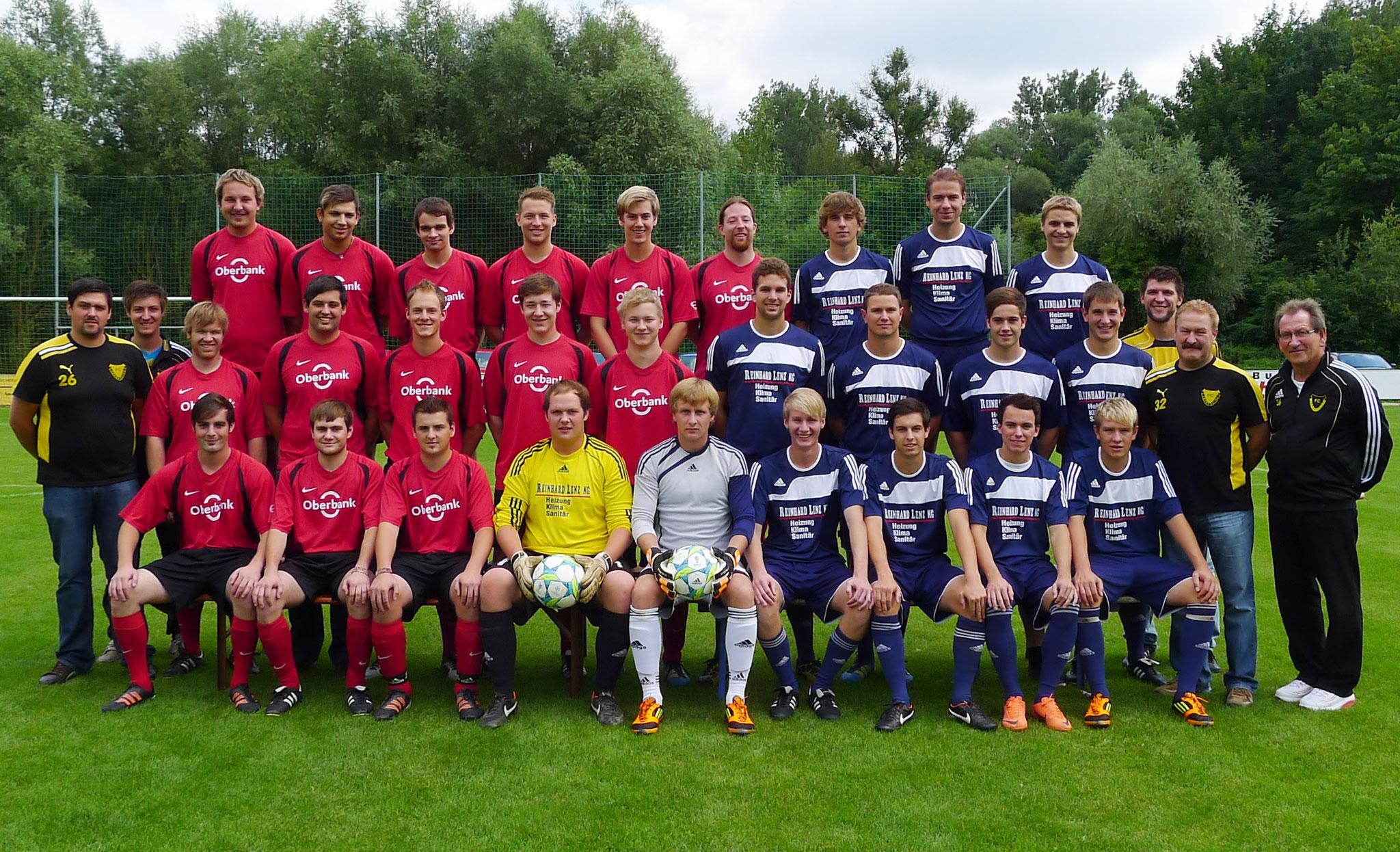 Mannschaften 2011