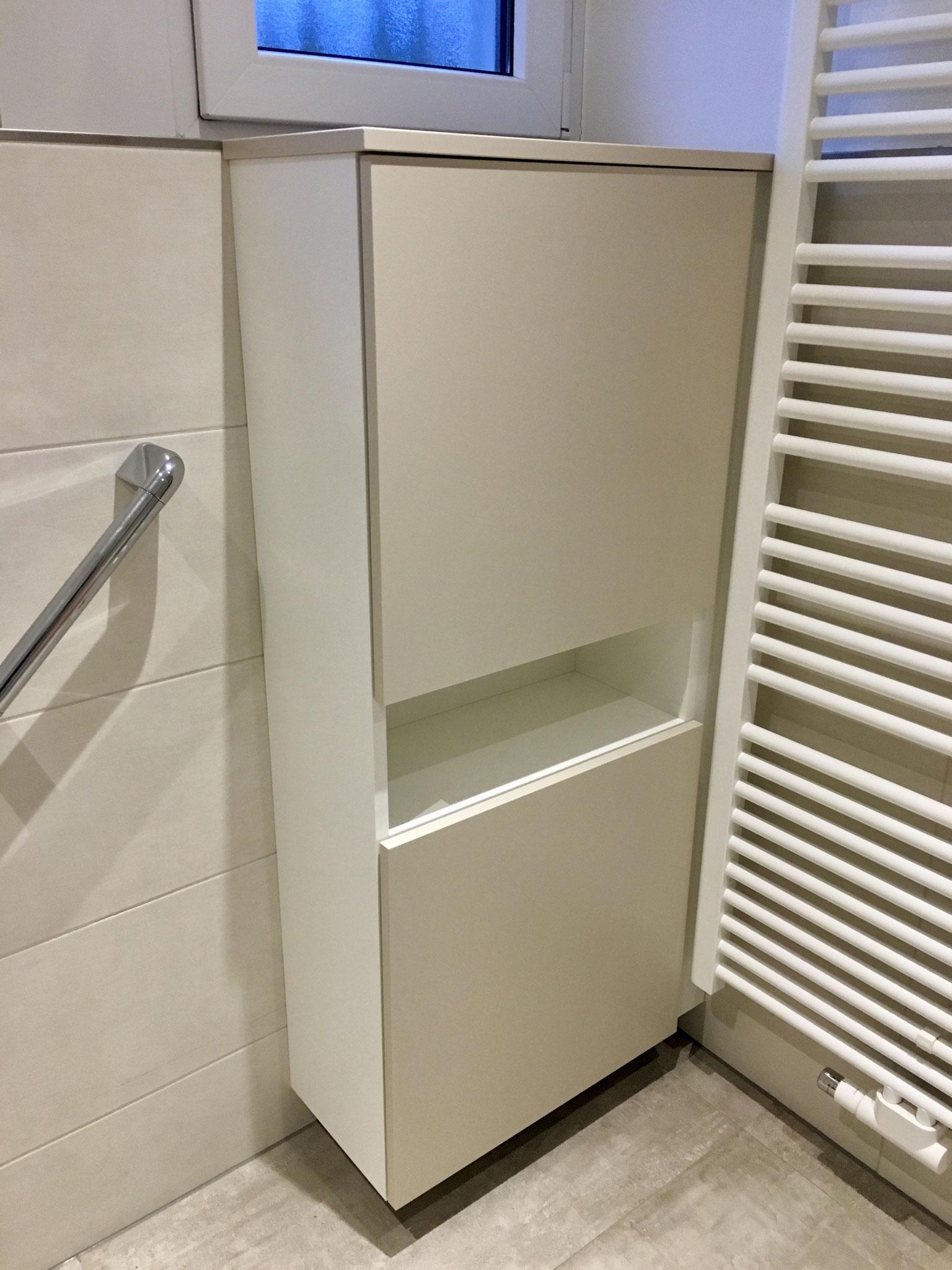 individueller Badezimmerschrank