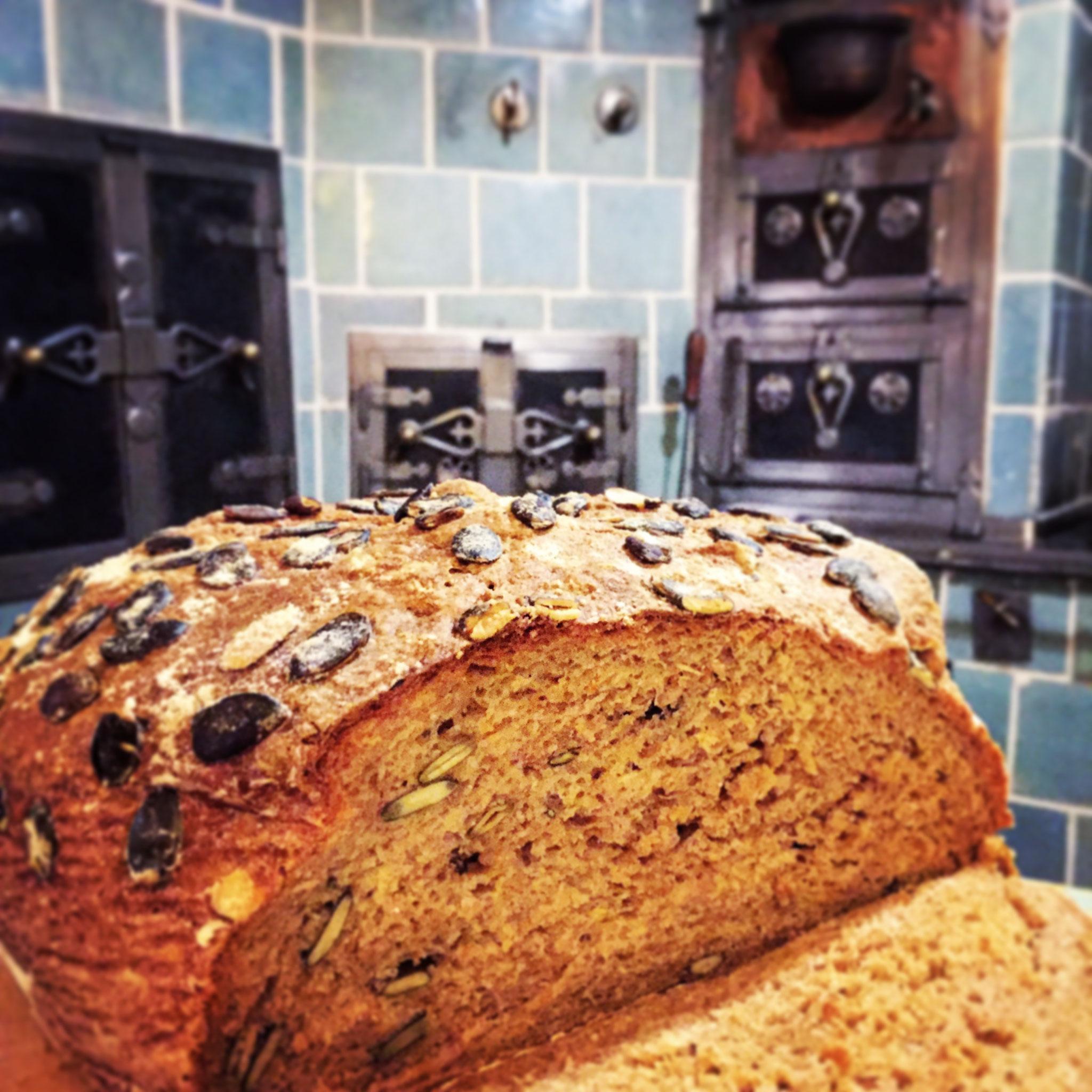 Selbst gebackenes Brot ist etwas Besonderes