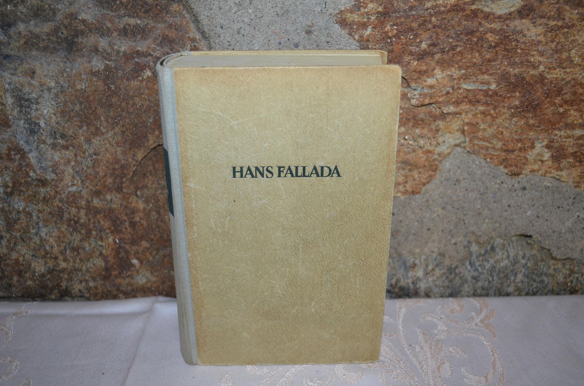 Hans Fallada, Wolf unter Wölfen von 1958. Preis: 4,90 €