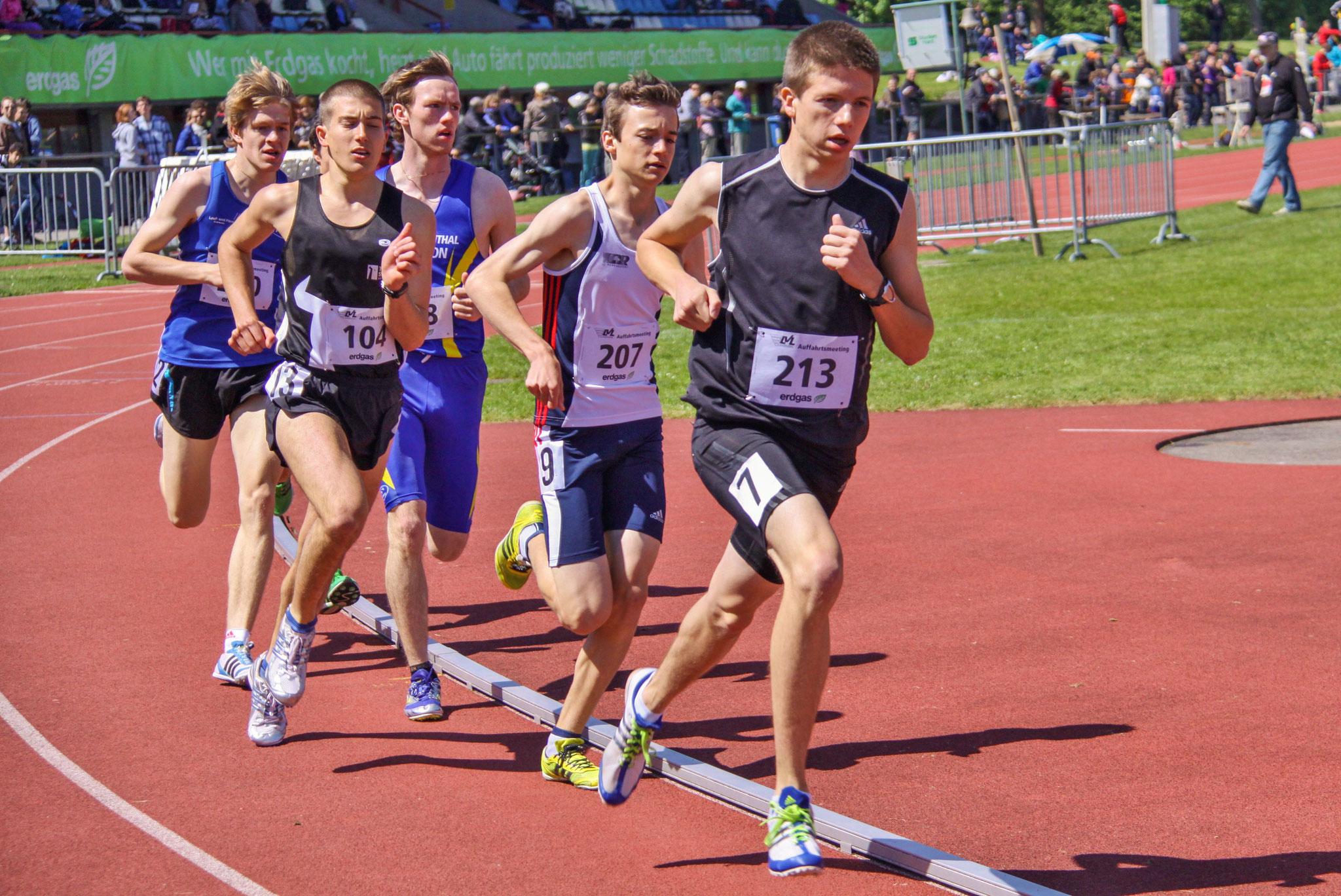 Martin Schmocker  800m
