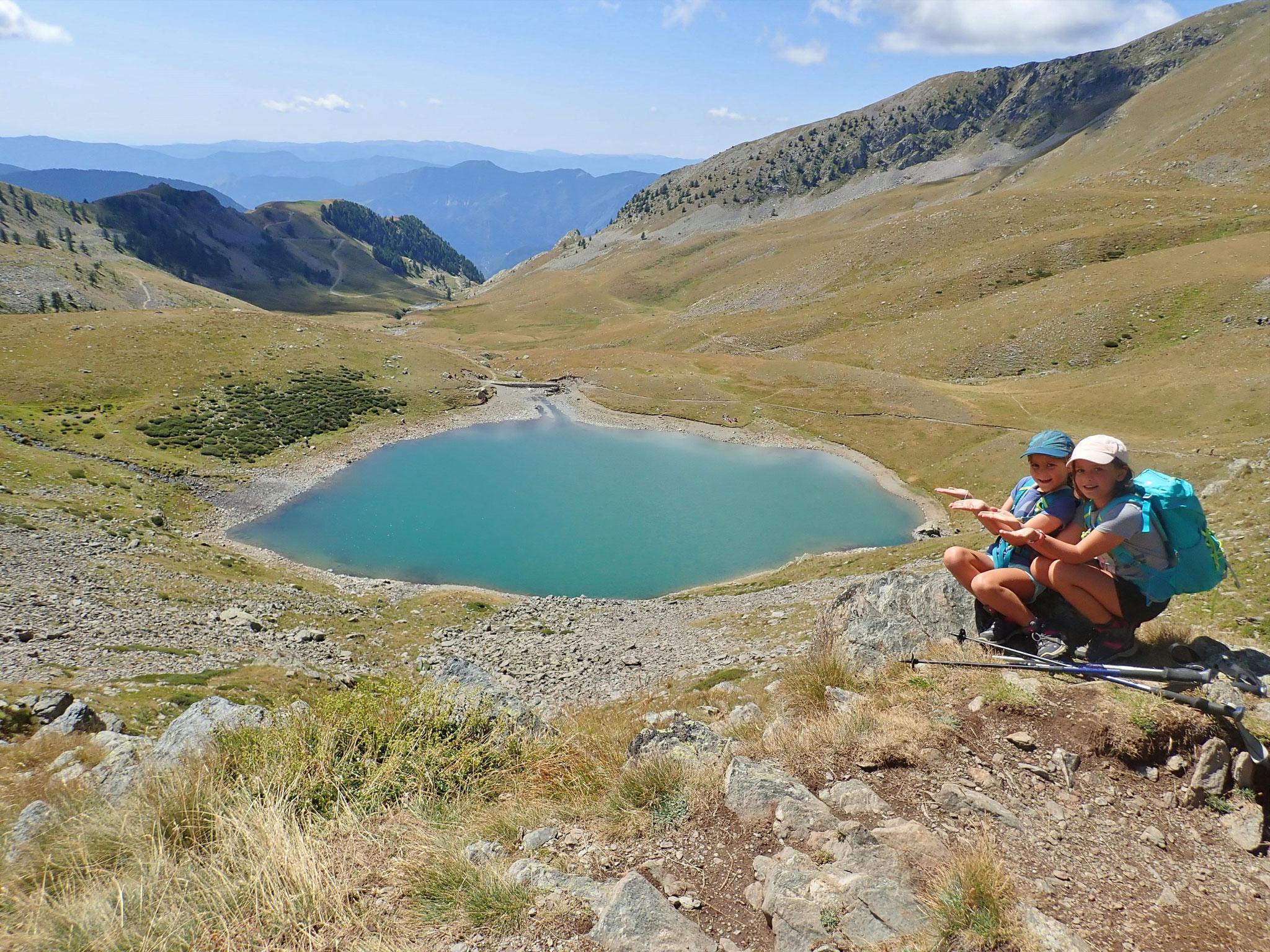 Lac Petit (2225 m)