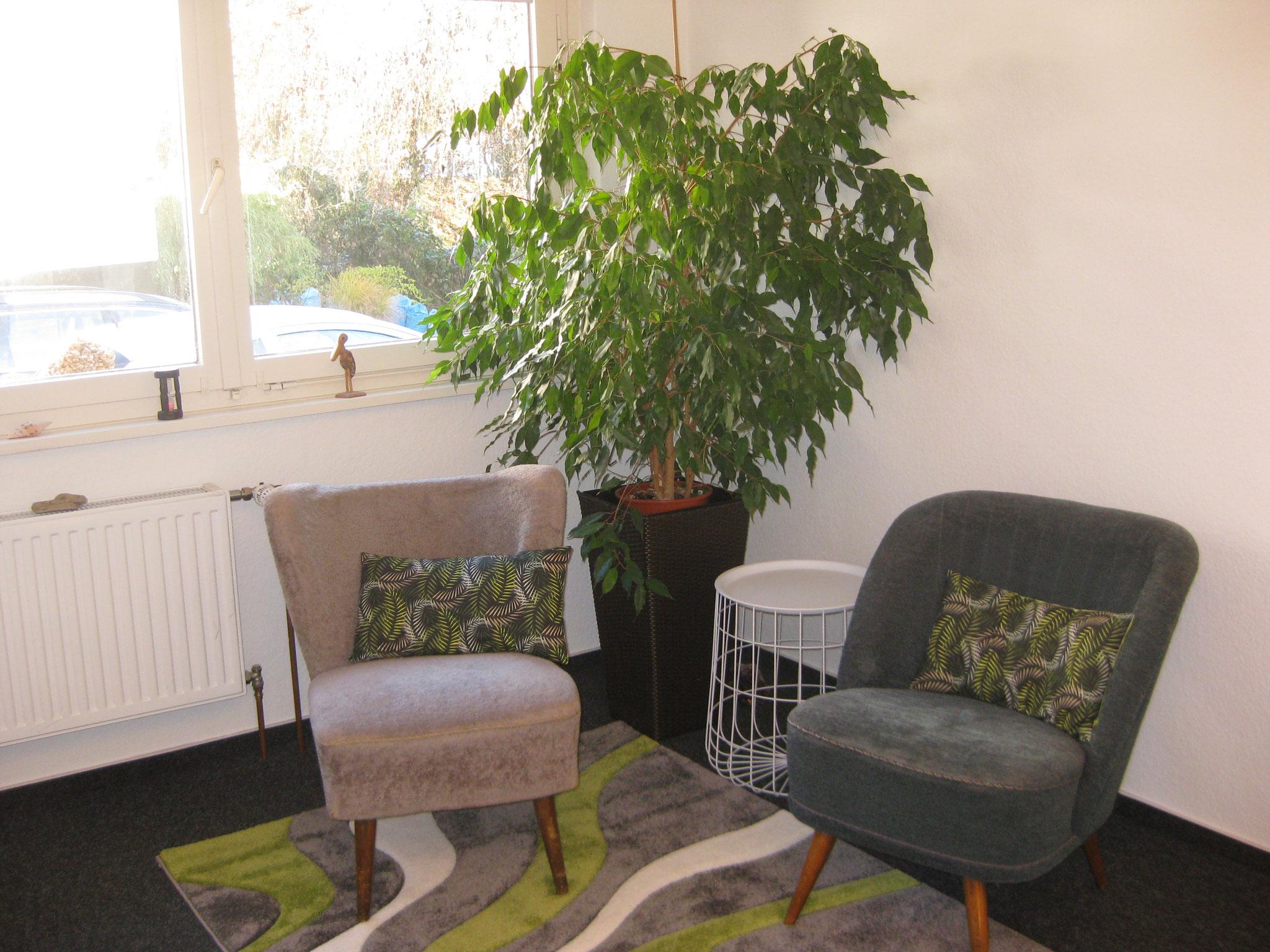 Praxisraum in der Wilmerdingstraße 9B