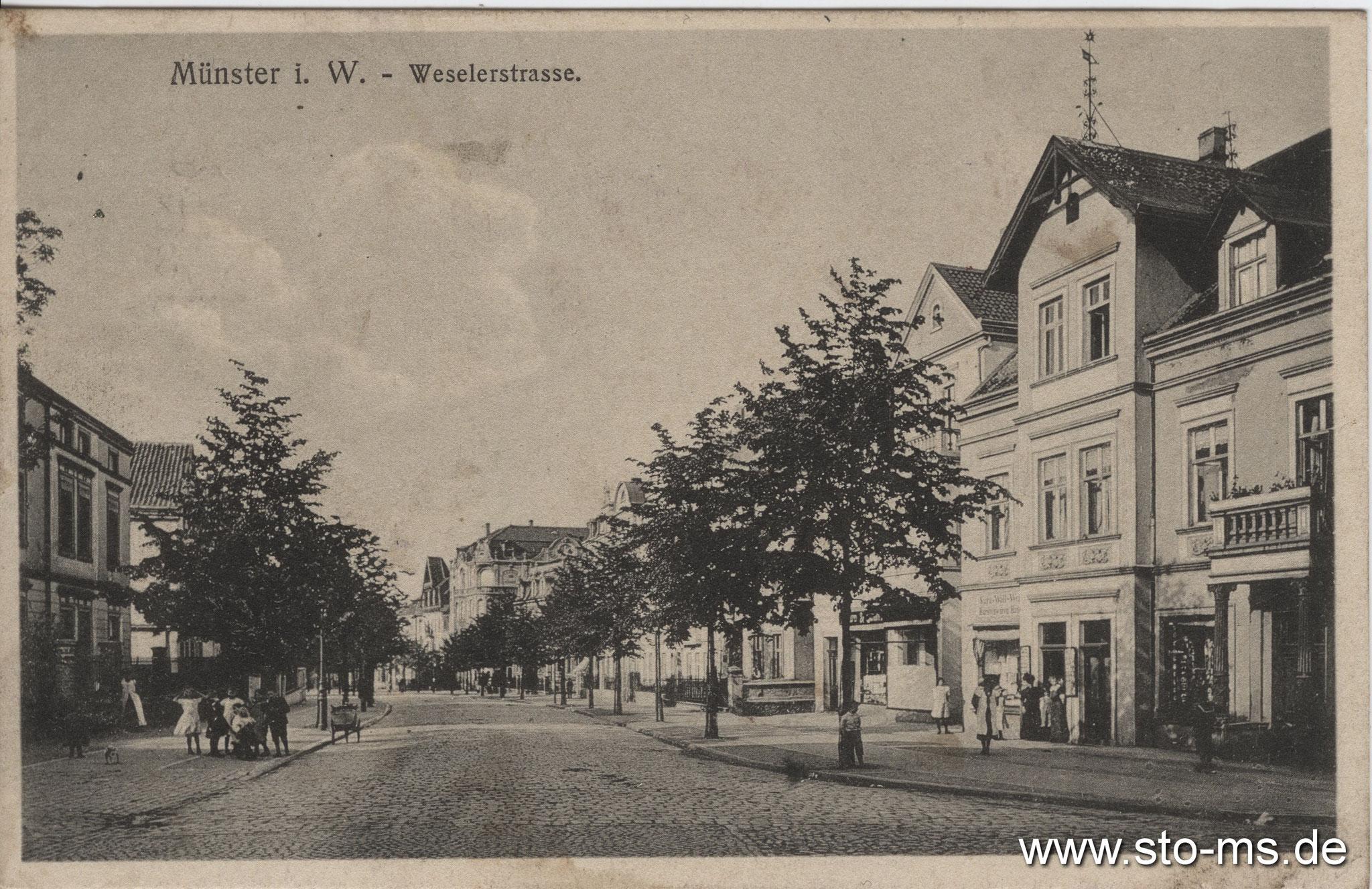 Weseler Straße