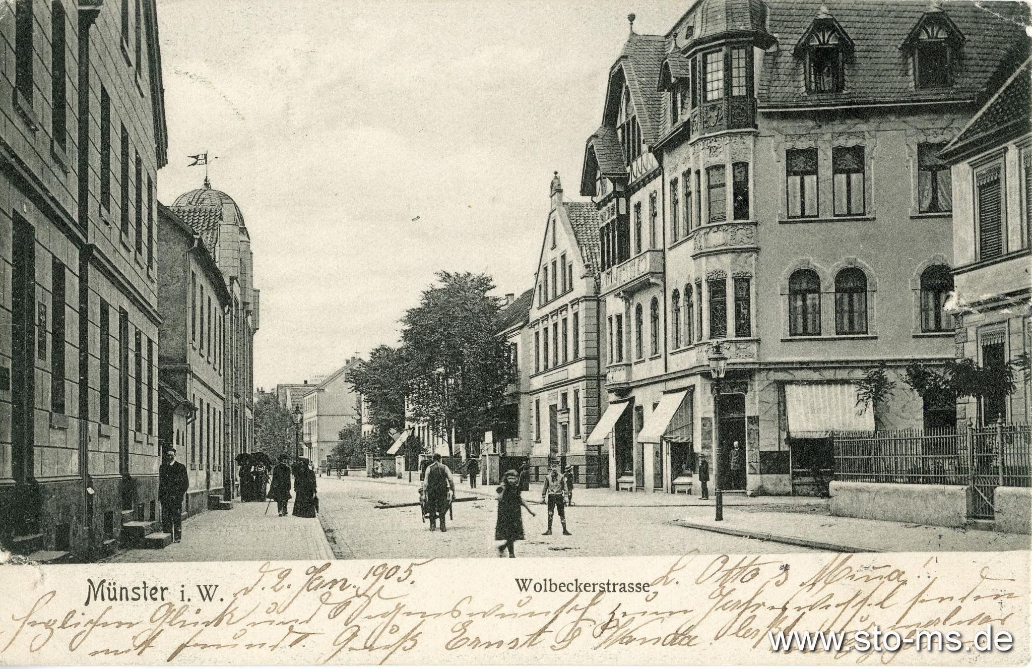 Wolbecker Straße