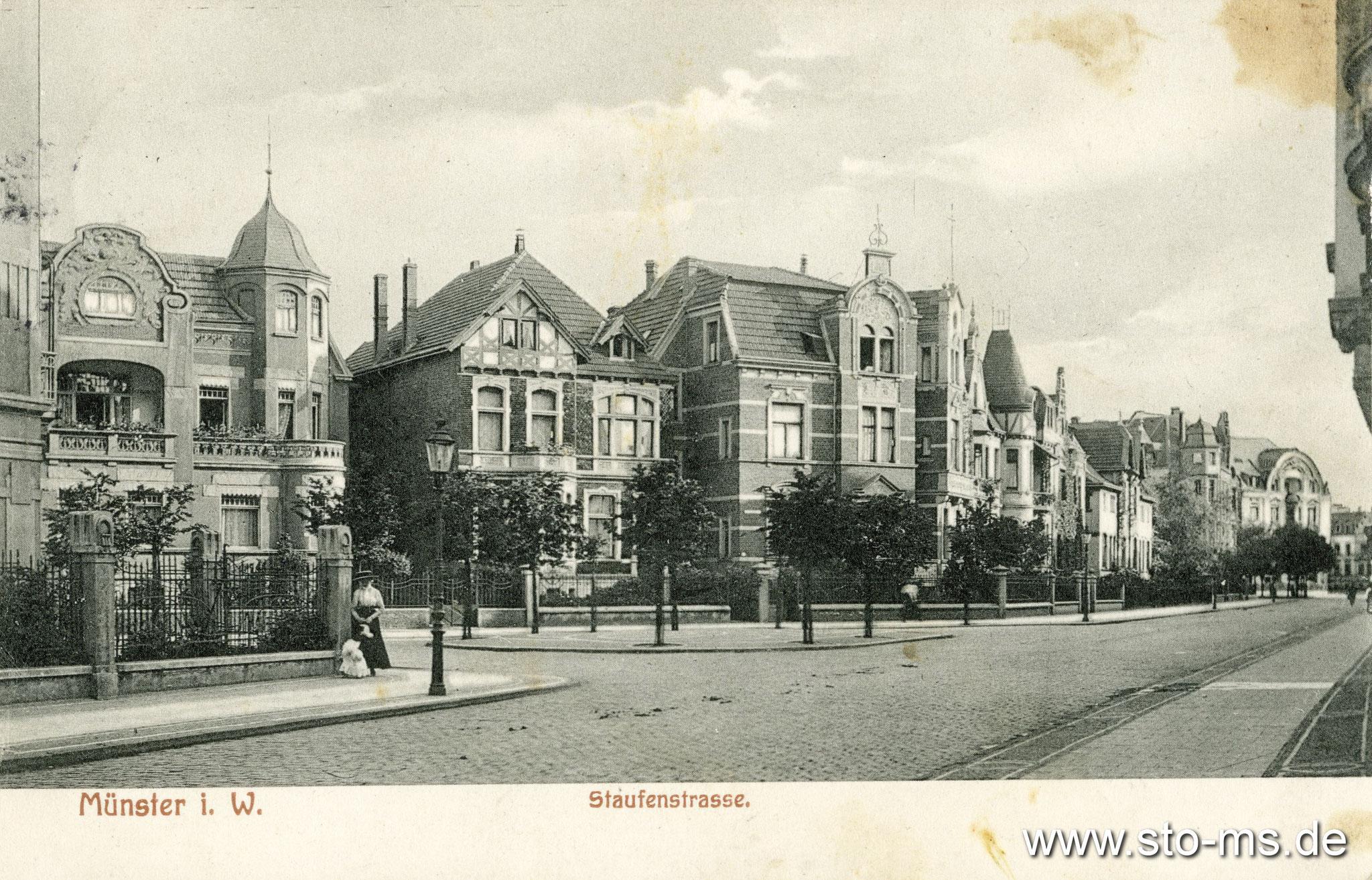 Staufenstraße