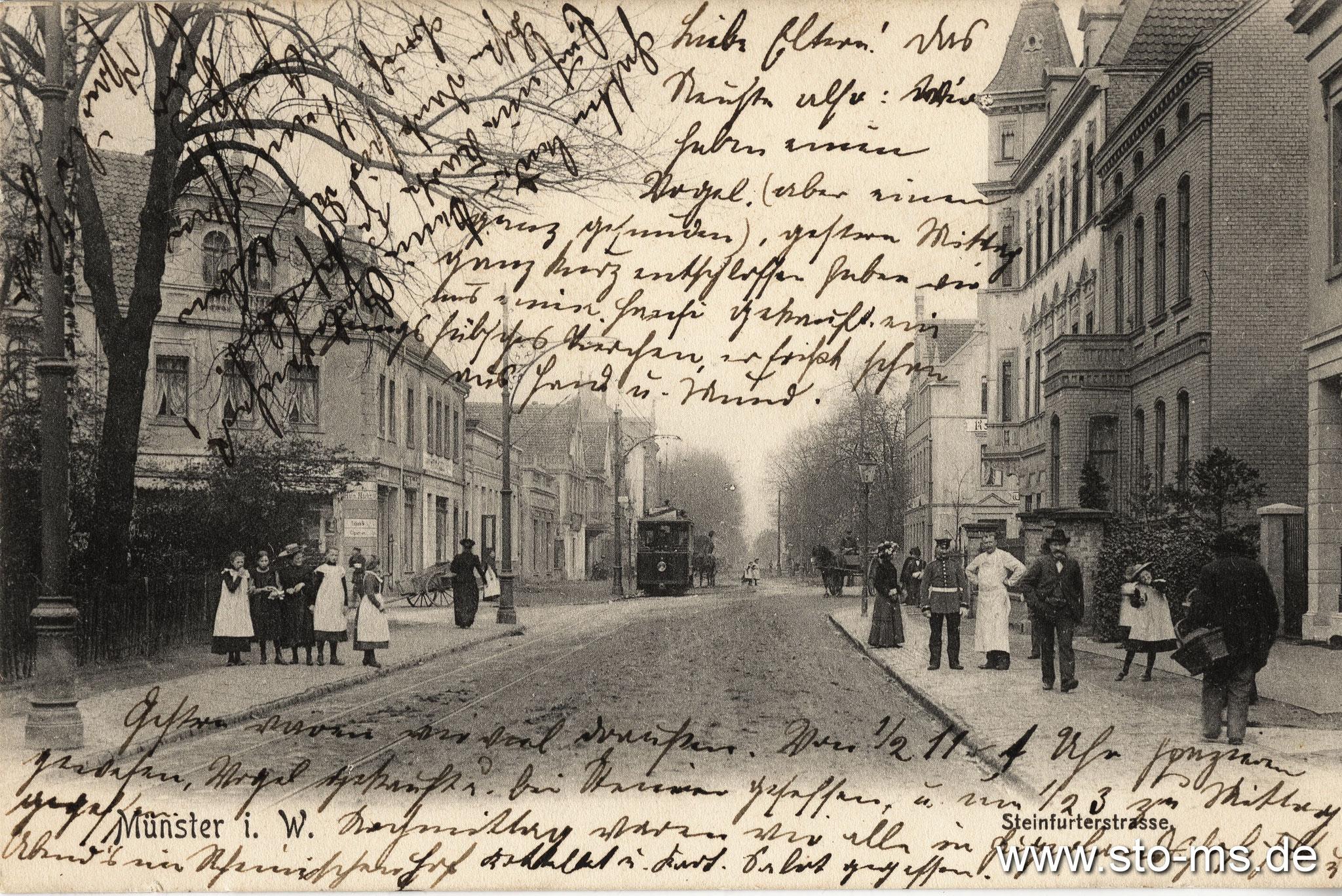 Steinfurter Straße