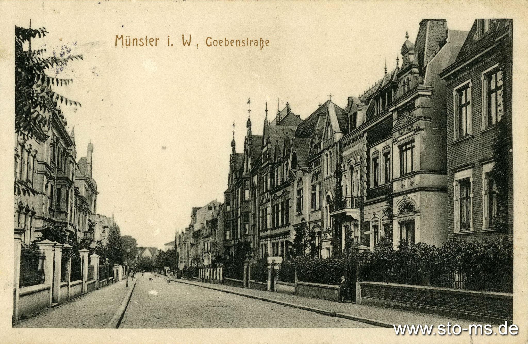 Goebenstraße