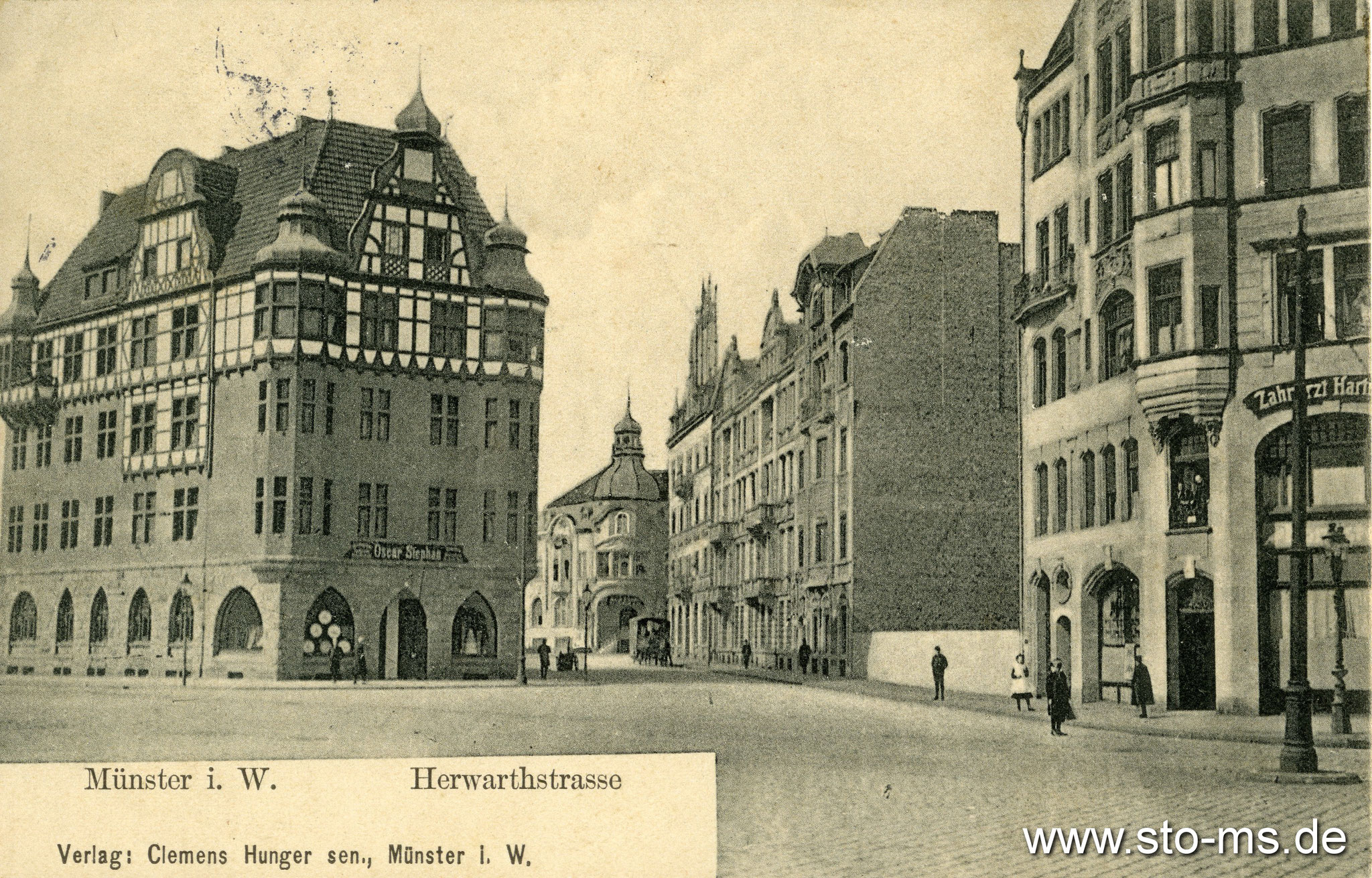 Herwerthstraße