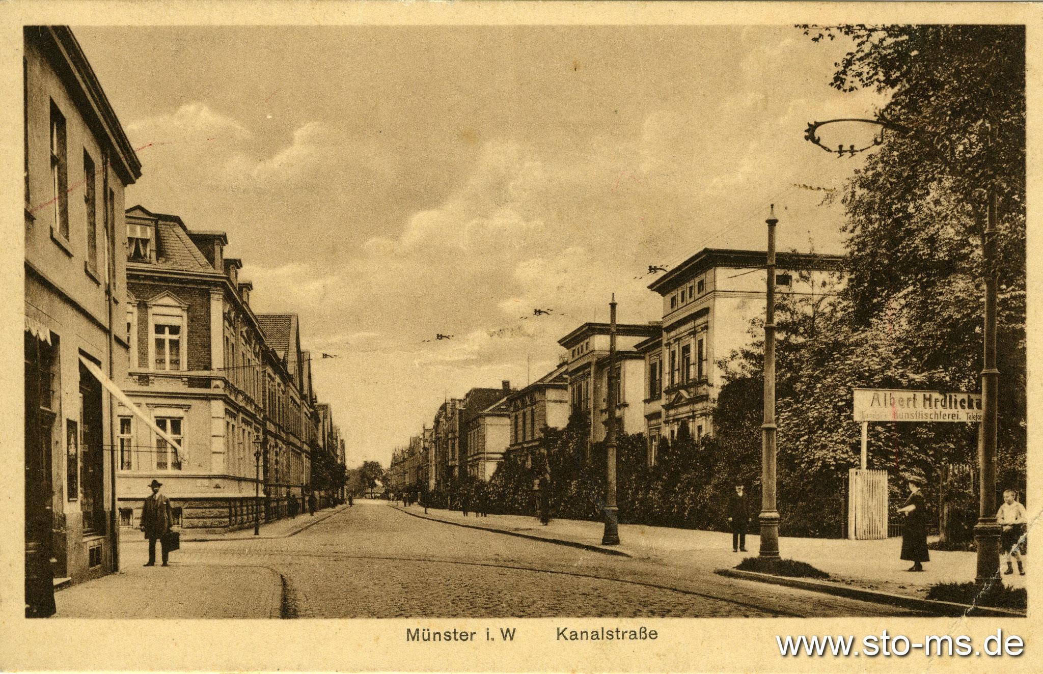 Kanalstraße