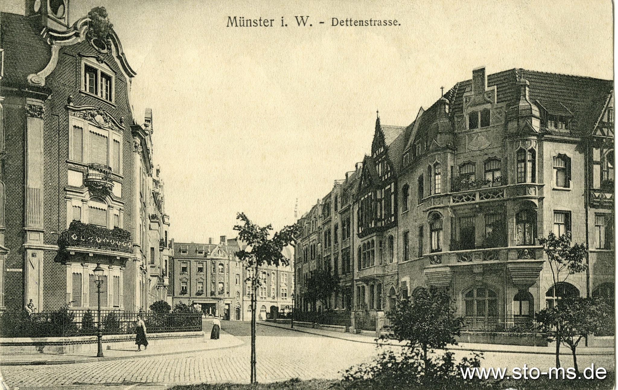 Dettenstraße