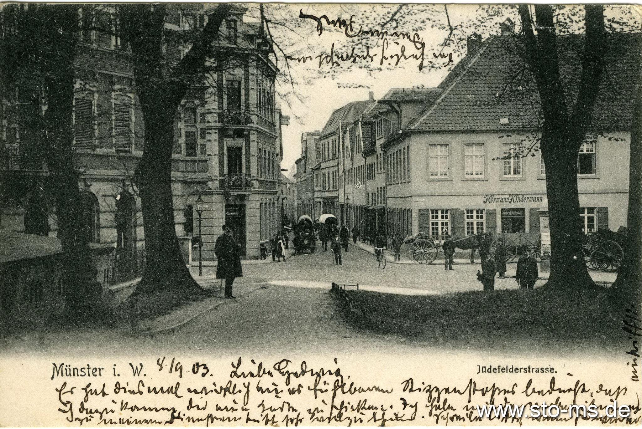 Jüdefelderstraße