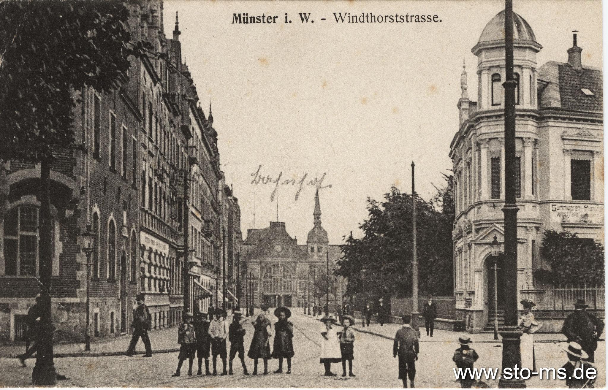 Windthorsstraße