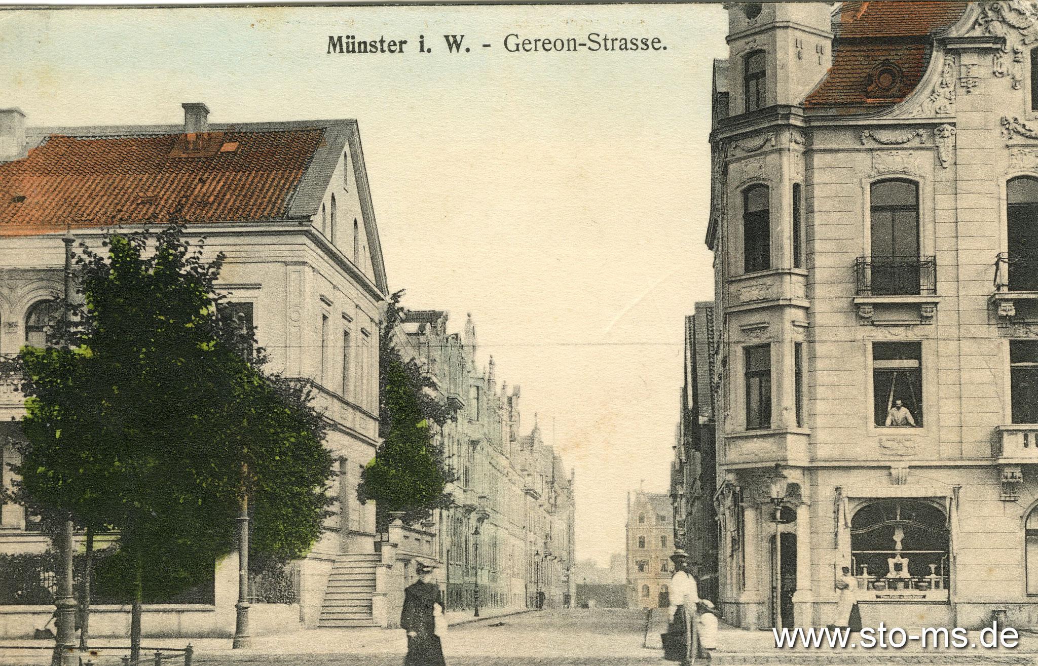 Gereonstraße