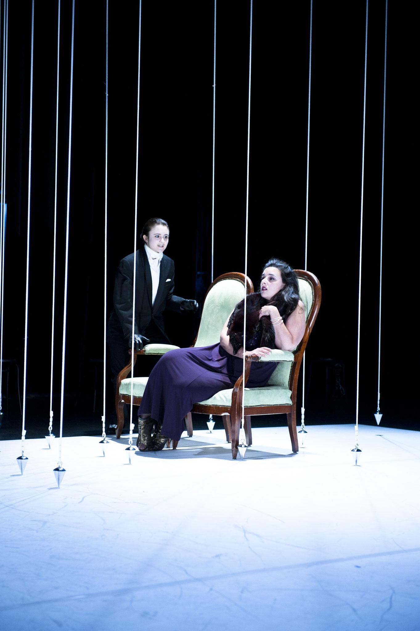 Pollisena / Radamisto von G.F. Händel / Theater Schaffhausen
