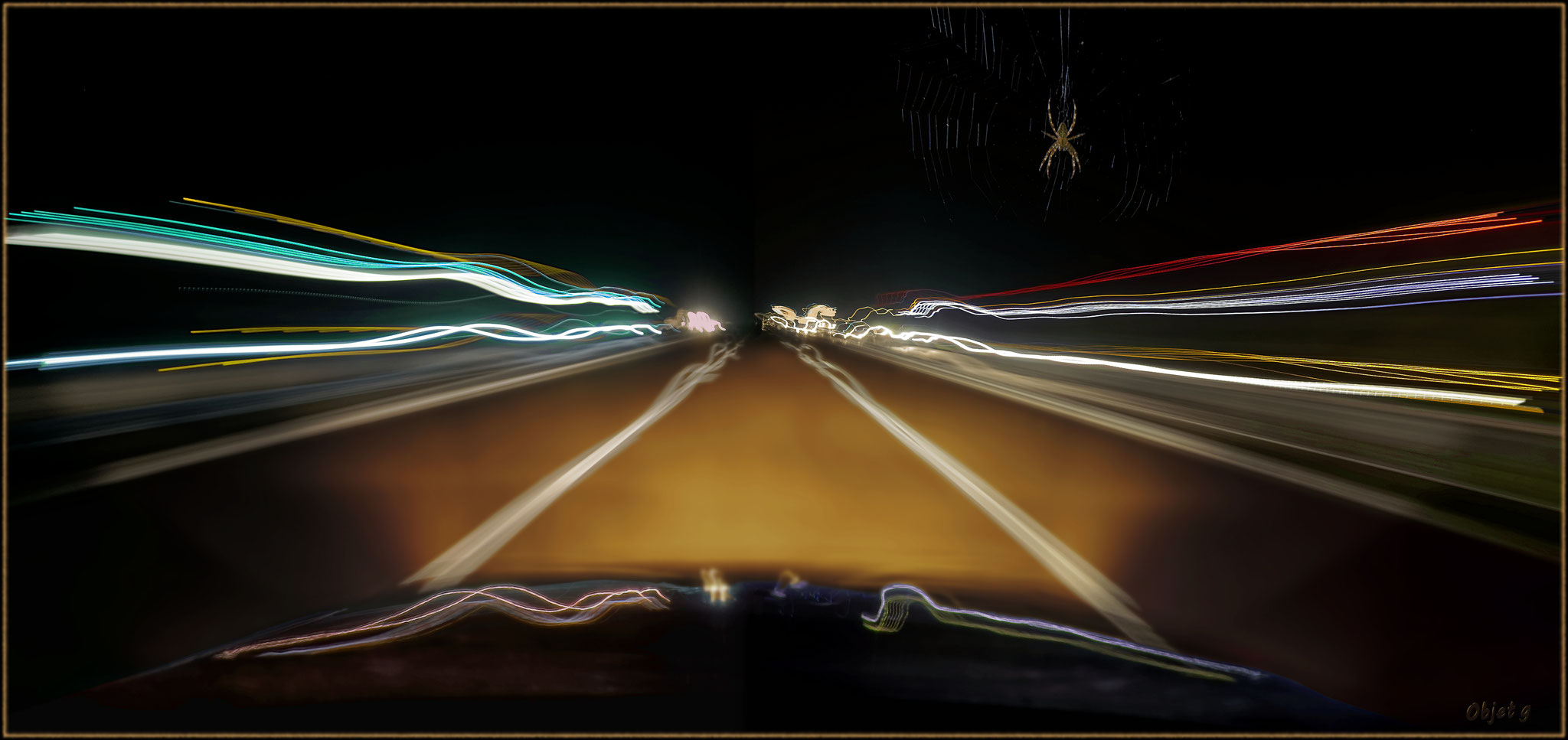 """Gilles Guillemard """"On the road again"""""""