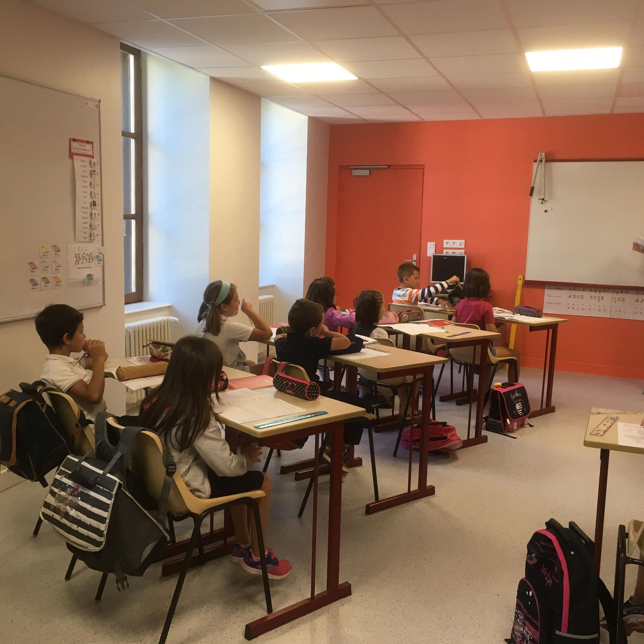 Classe des CE2