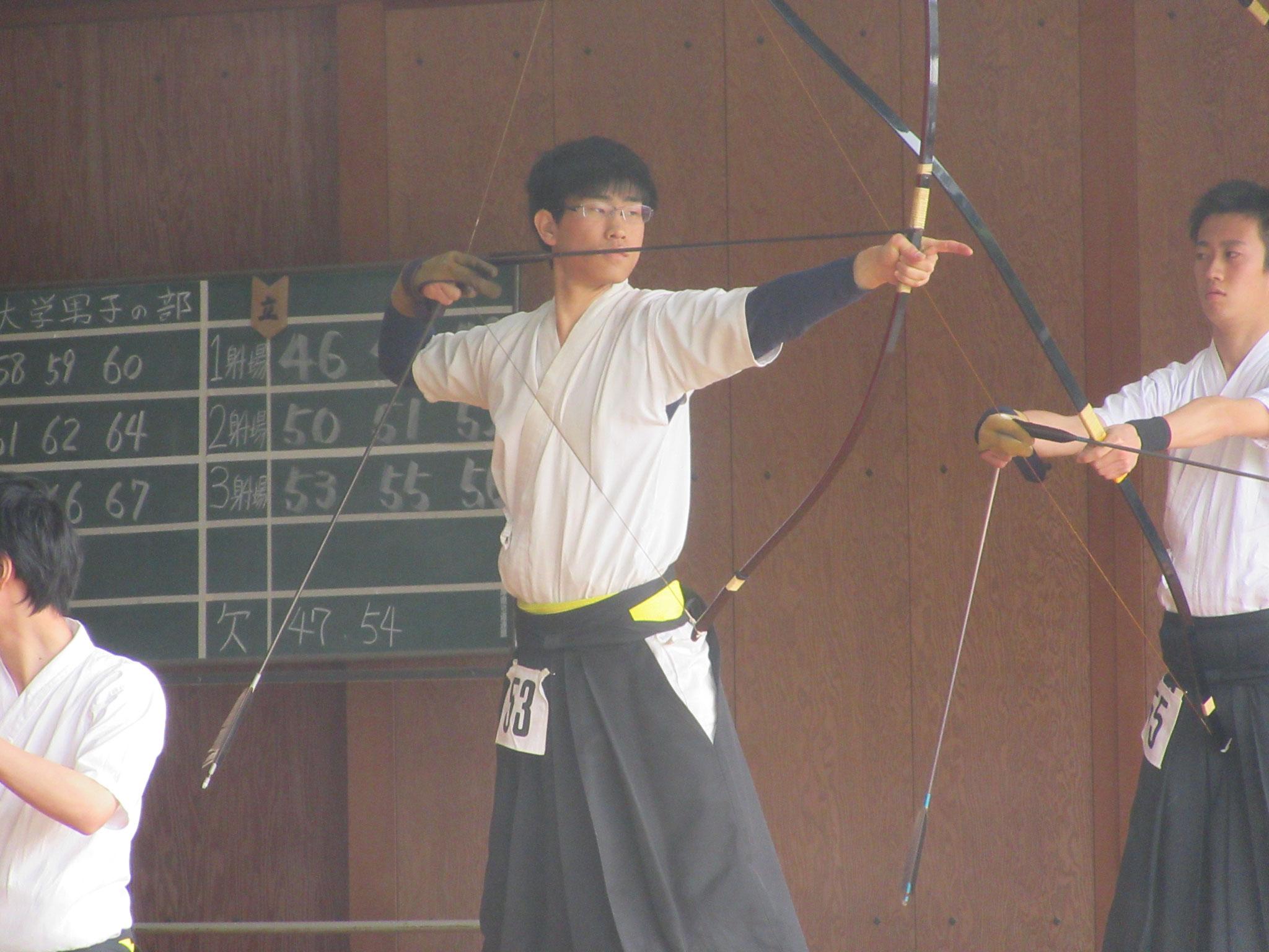福澤(3)予選通過