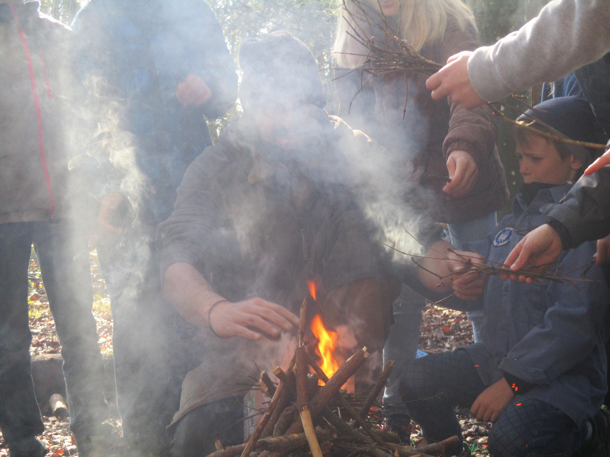 Feuerungsmethoden