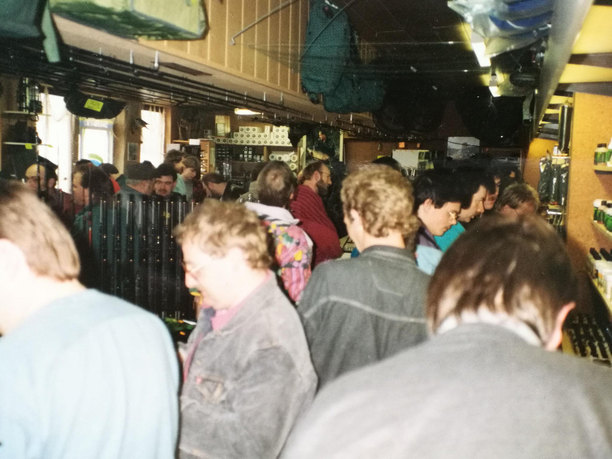 1. Hausmesse 1990