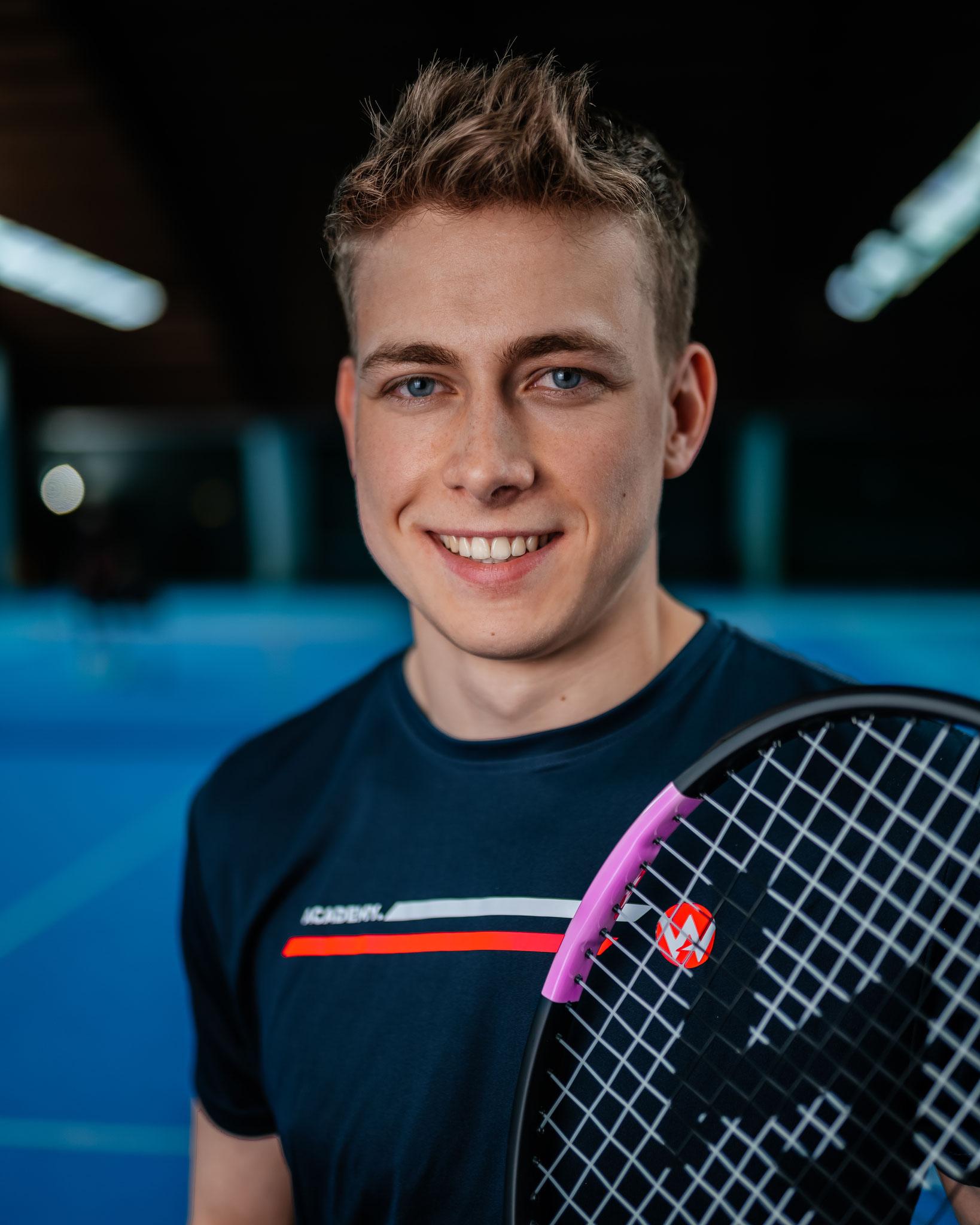 Cyrill Brell • Tennis Coach