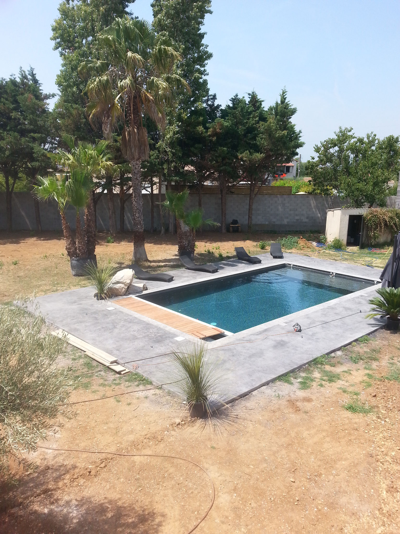Constructeur De Piscine Montpellier piscine kachou 06 60 97 89 14 . - piscine kachou