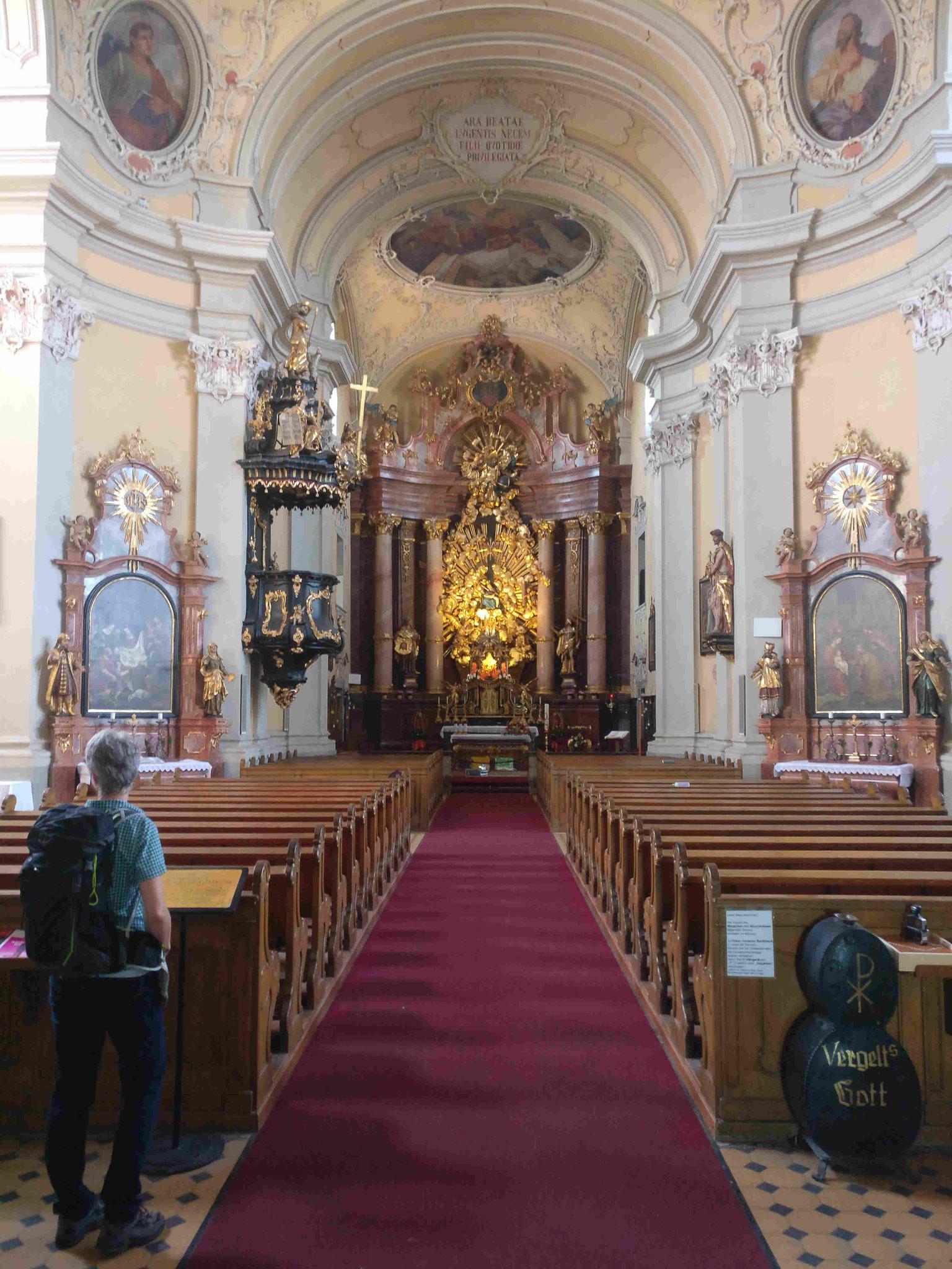 Pöstlingberg-Kirche