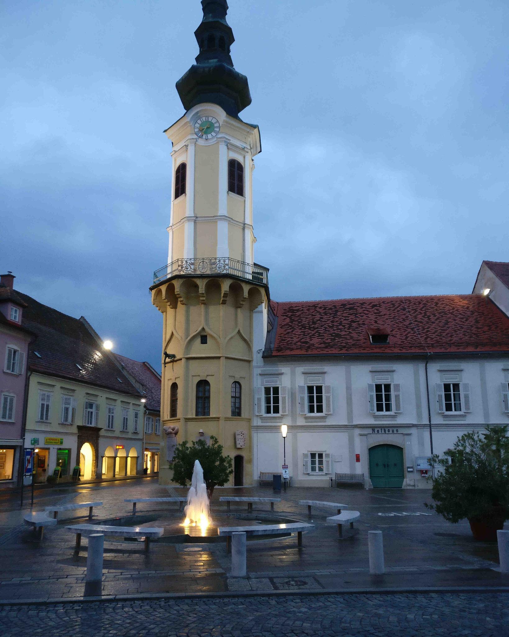 Rathaus in Bad Radkersburg