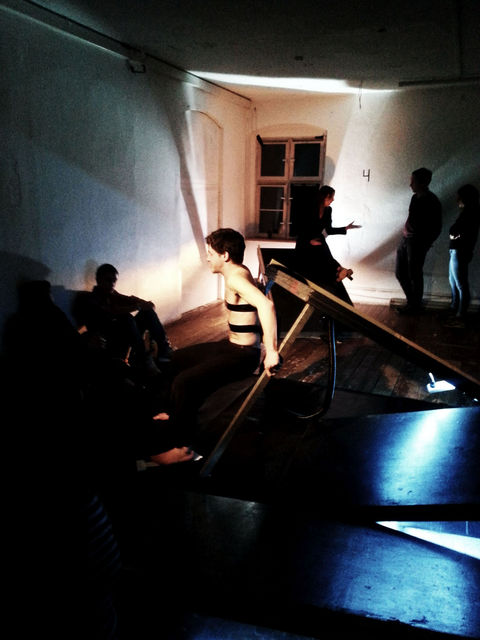 INTERVISIONS Tryout #2 Ballhaus Ost