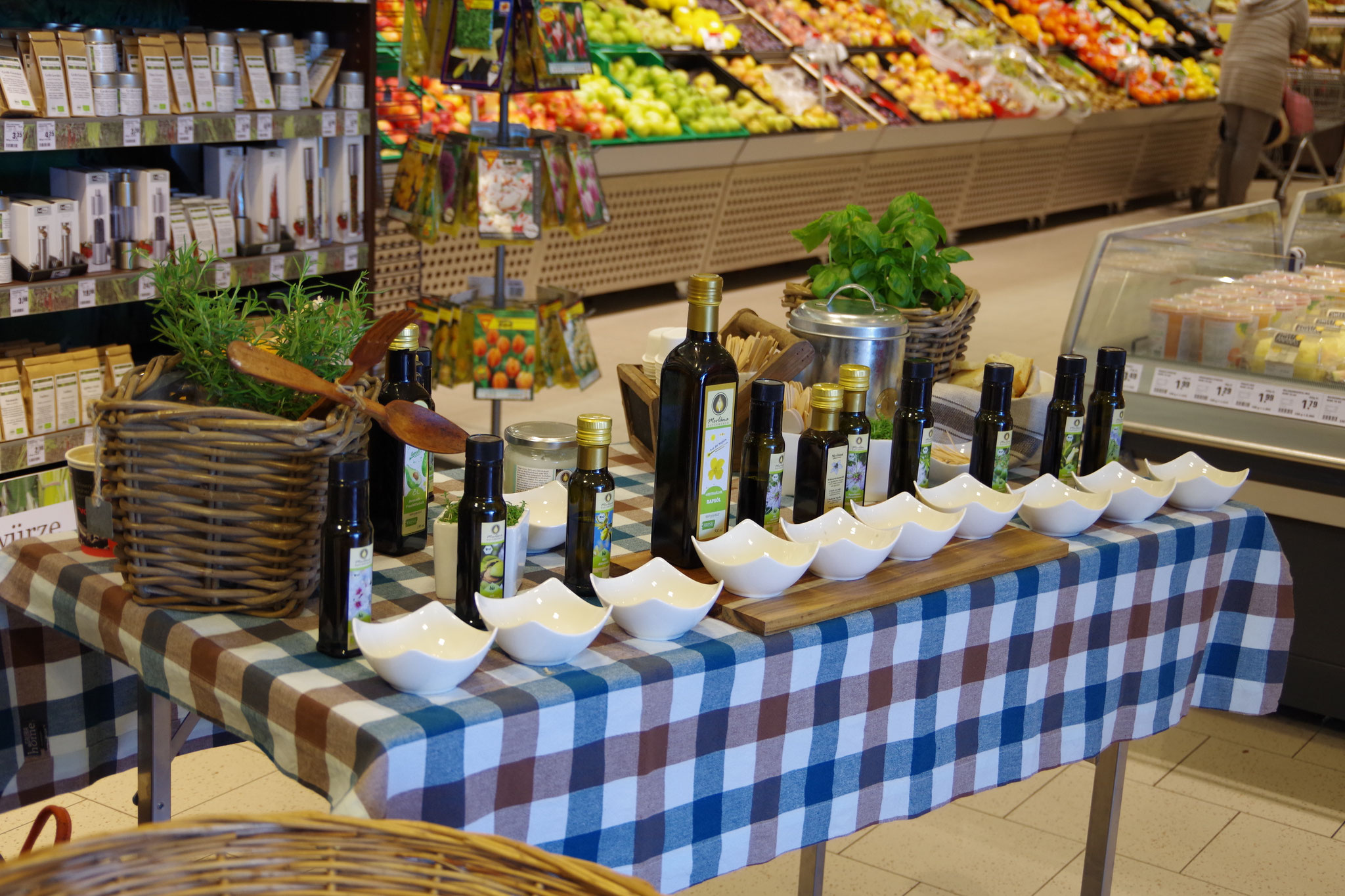 Verköstigung Rewe Markt Markus Kelterbaum, Zum Kalkofen 74, 53844 Troisdorf