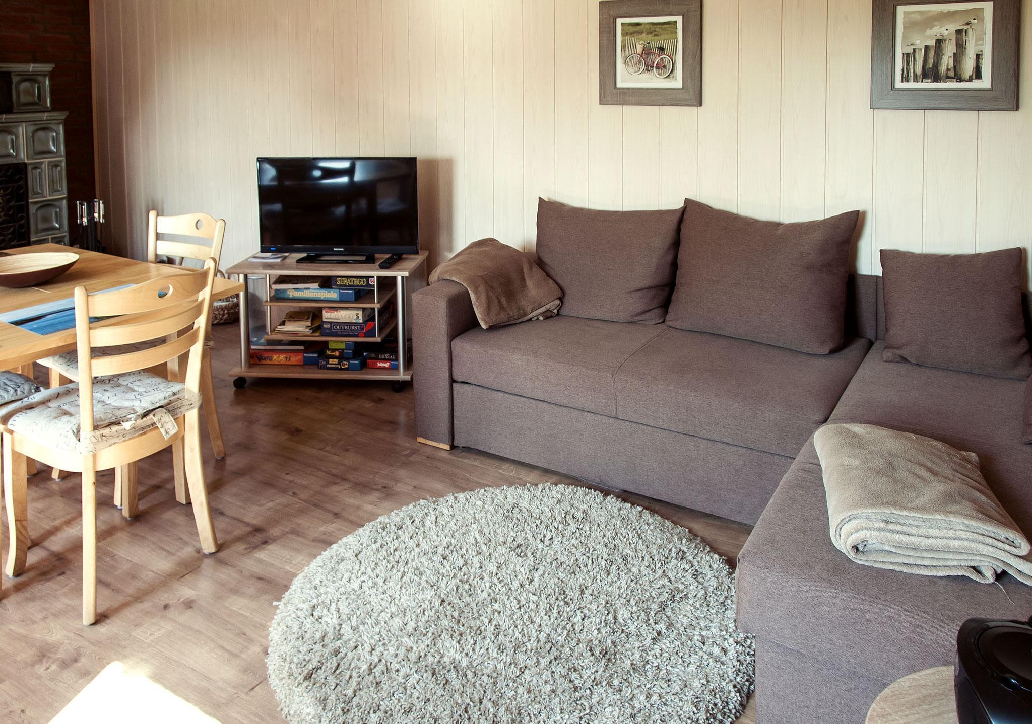 Die gemütliche Couch-Ecke