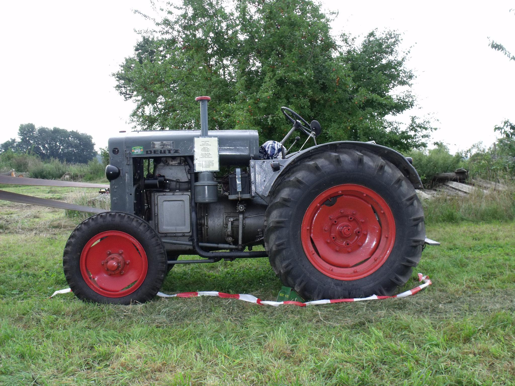 Deutz F2M417 Bj. 1949 35PS