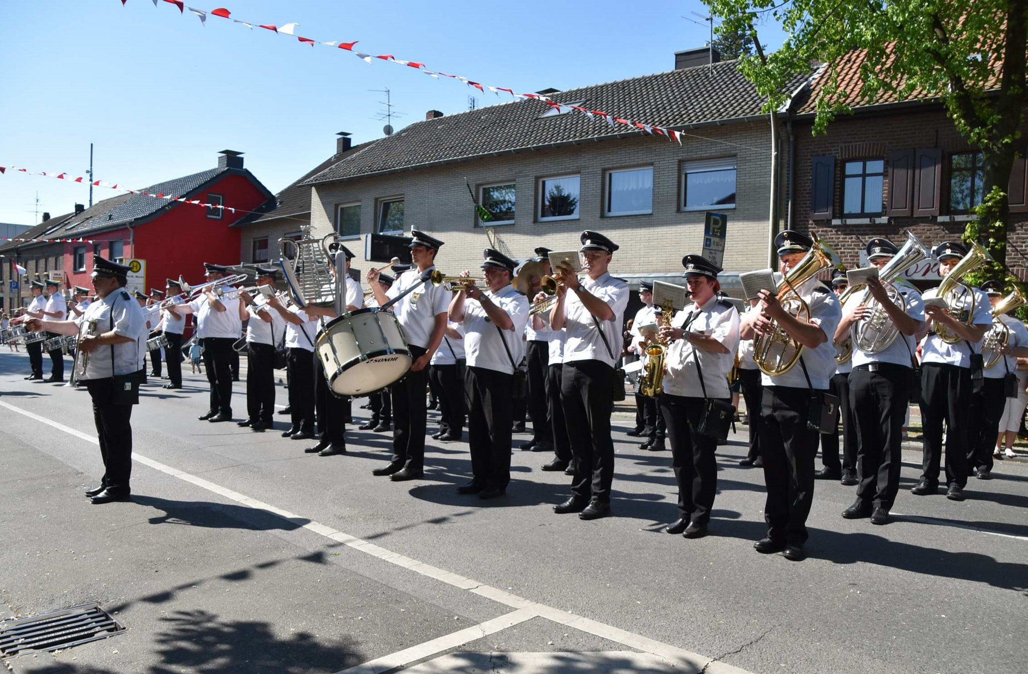 Parade in Hardt 2016