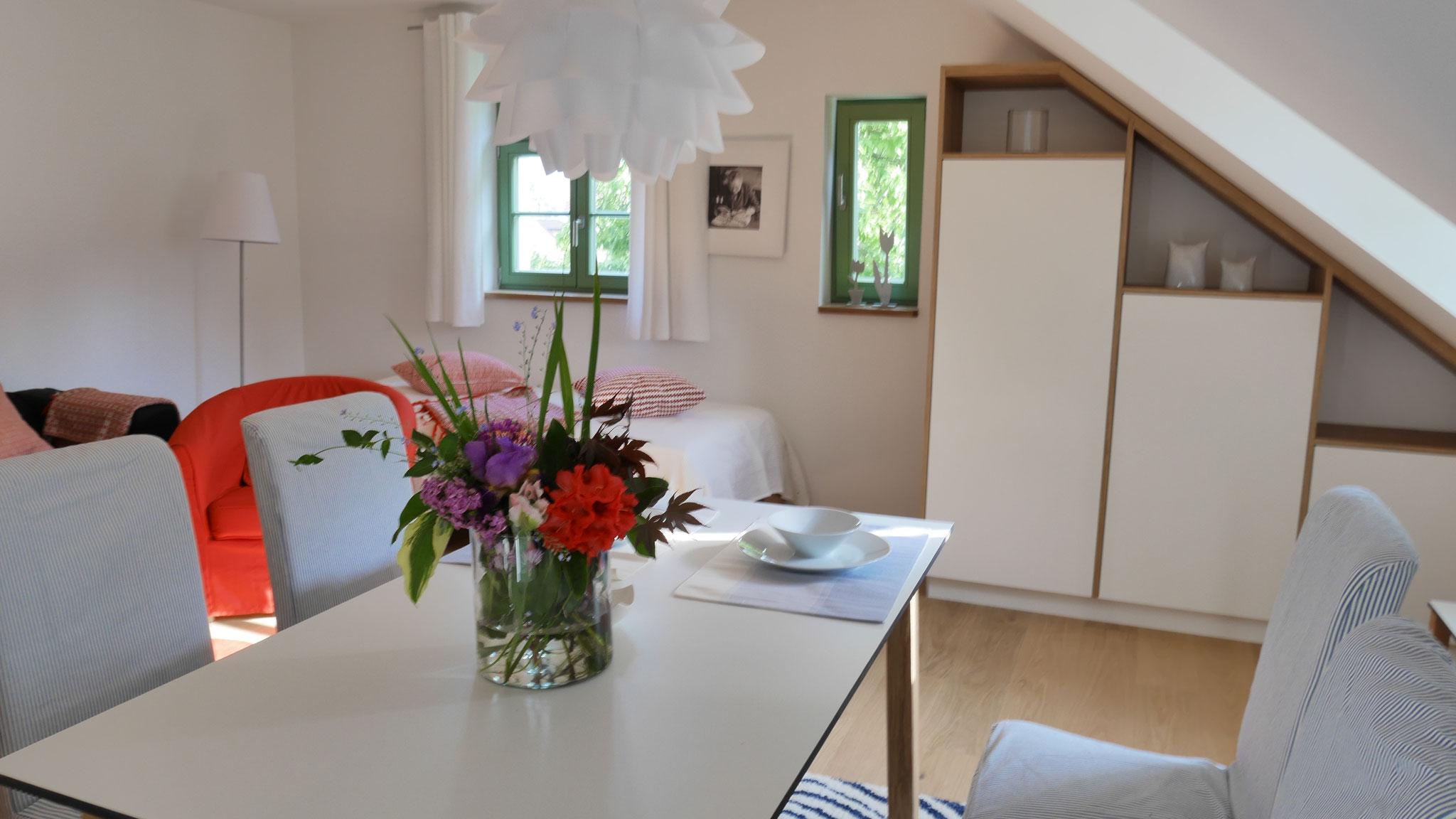 Wohnschlafzimmer FW Erna