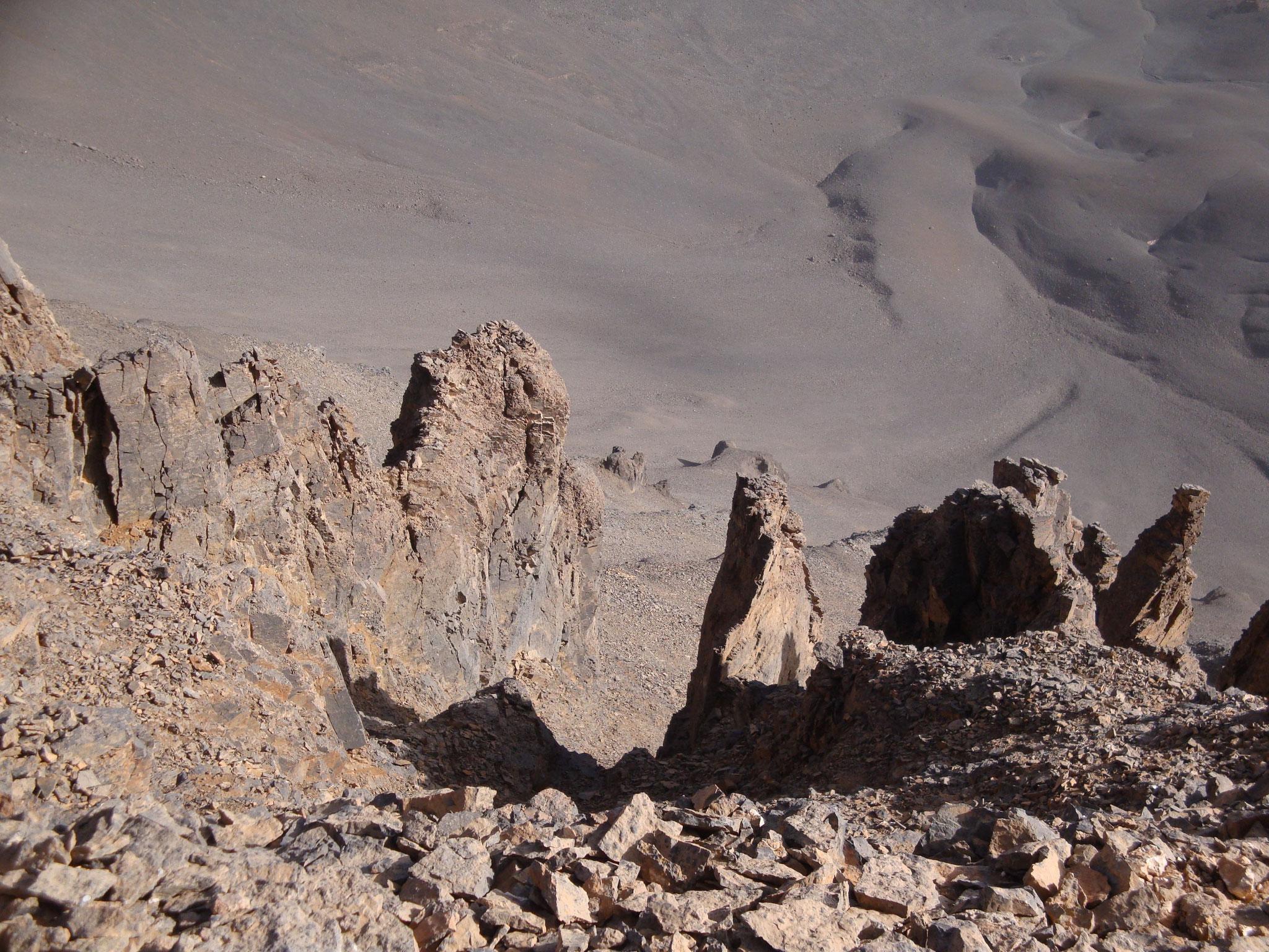 Atlas Gebirge Marokko