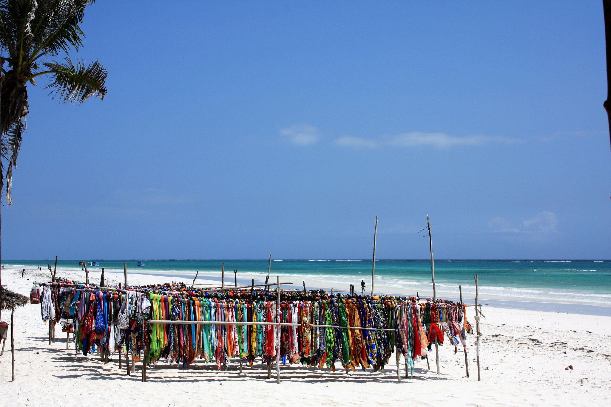 Diani und Galu Beach