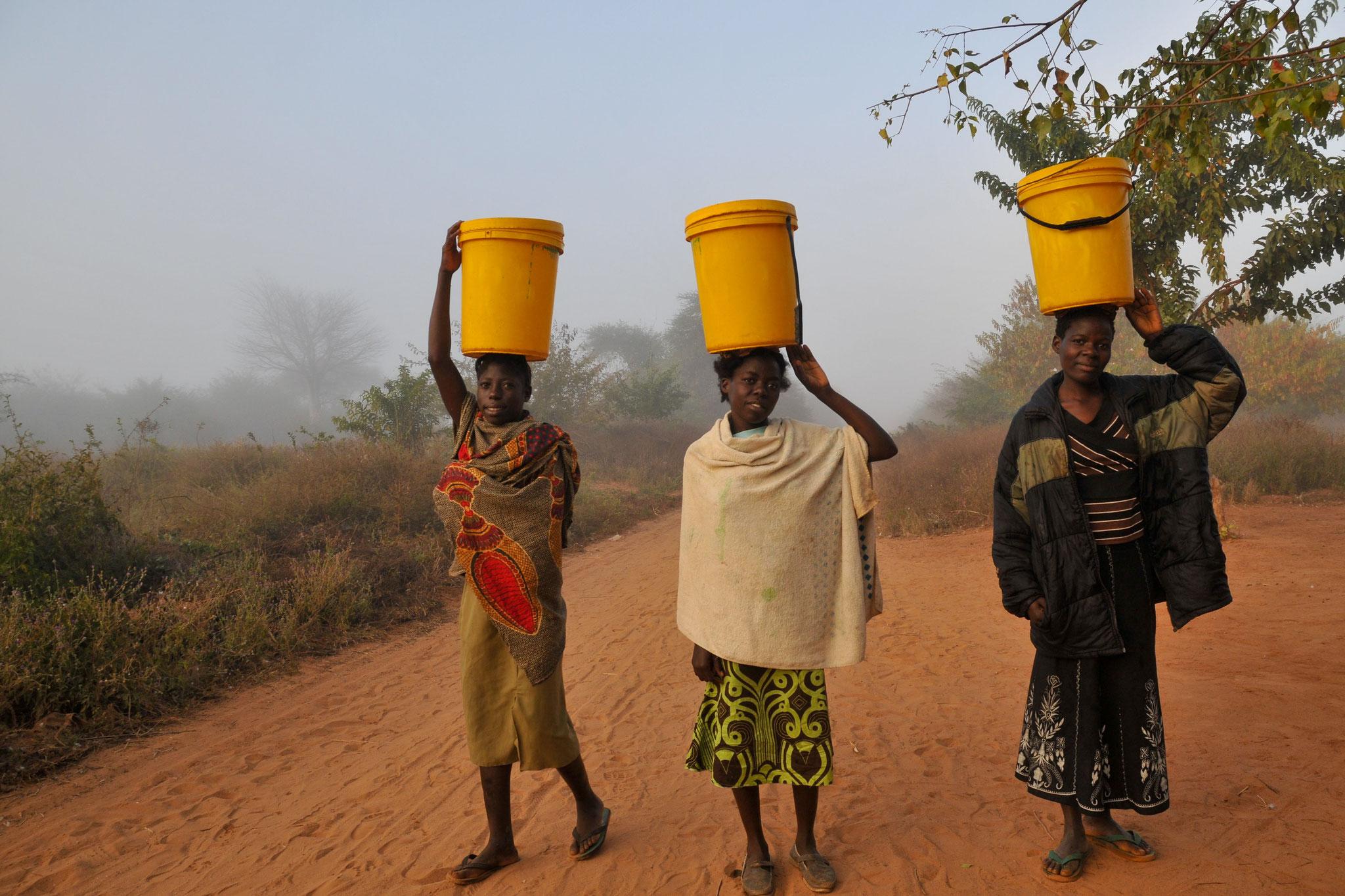 Kulturen in Sambia