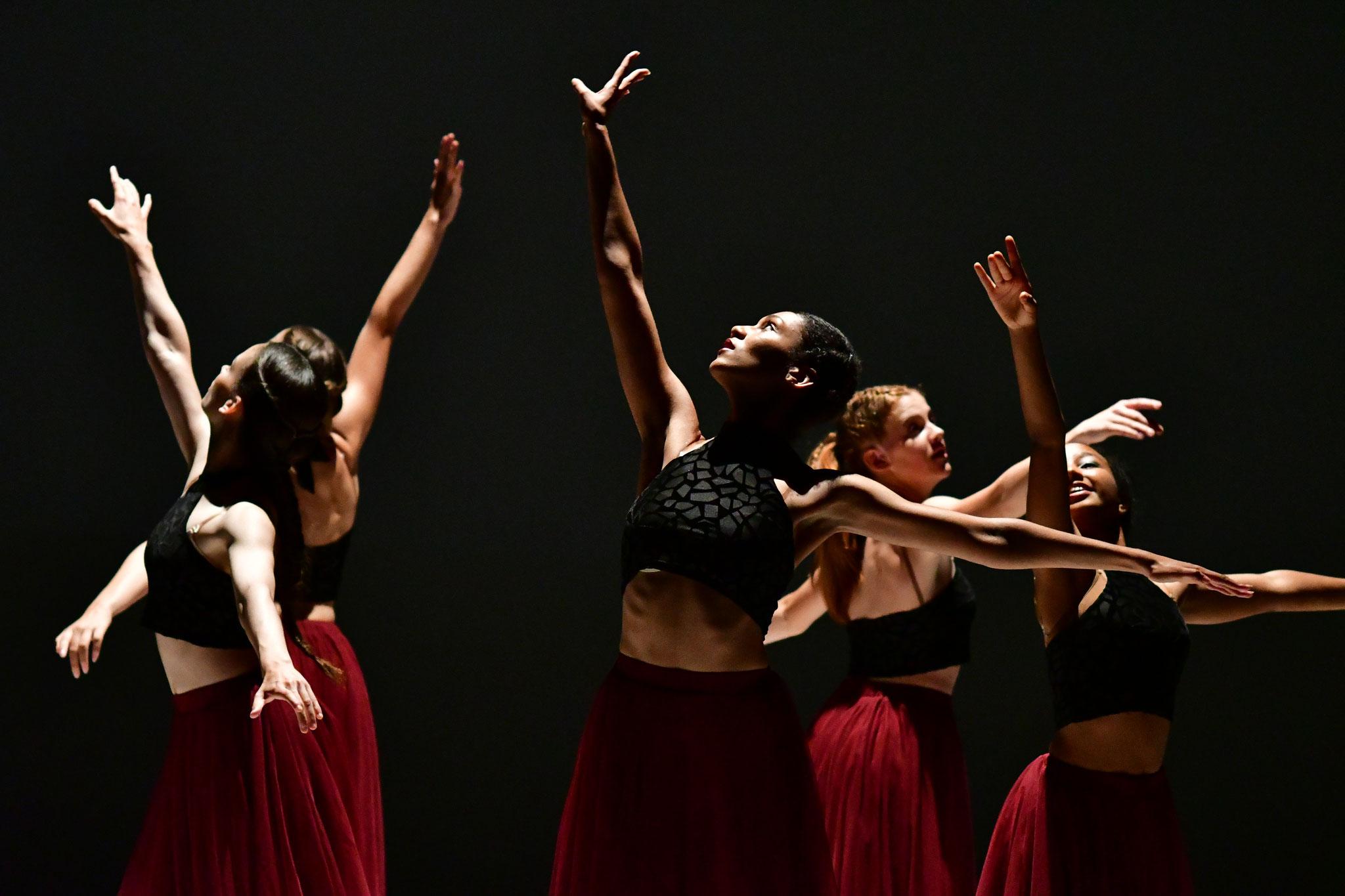 Lliona : option danse en tant qu'art - BAC 2017