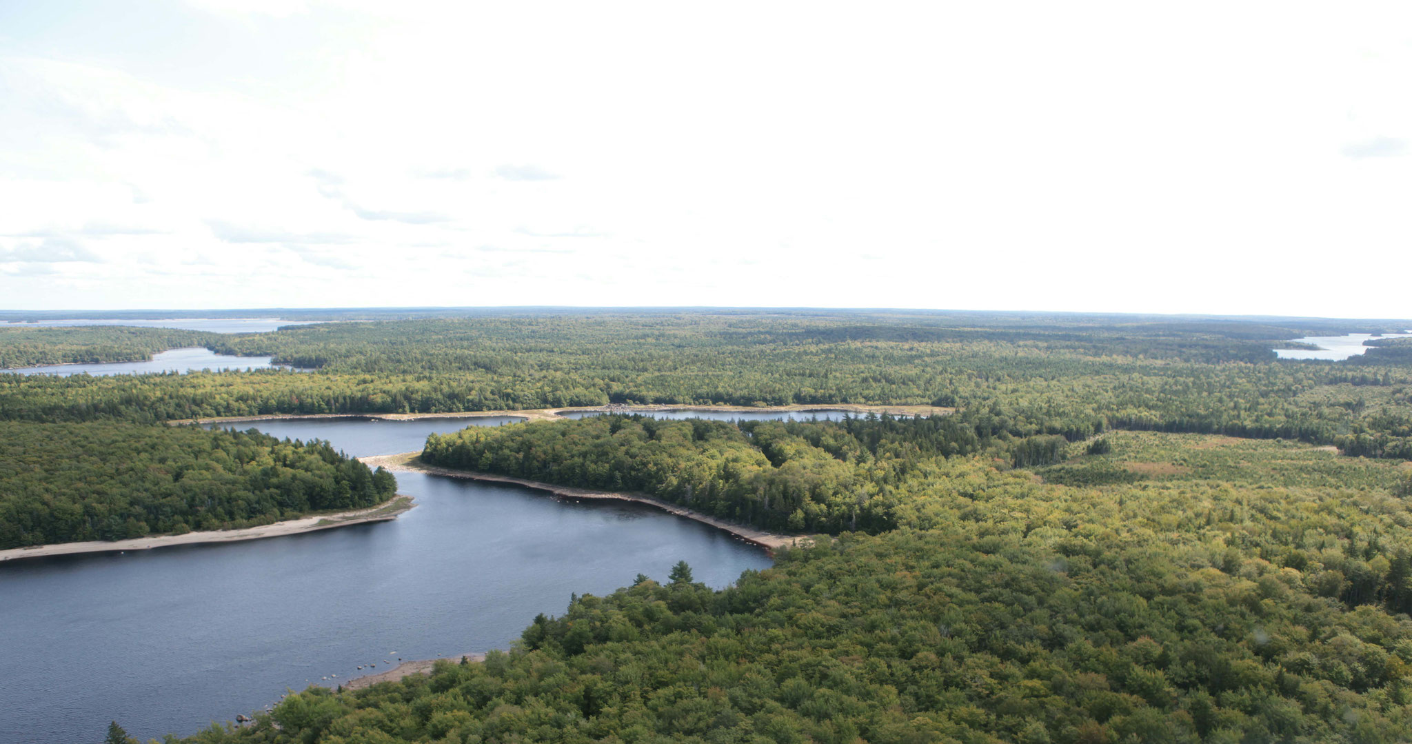 Sissiboo River, Nova Scotia