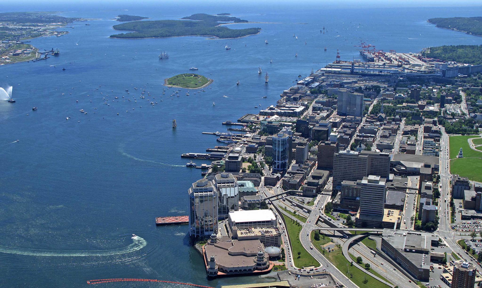 Halifax, Hafen