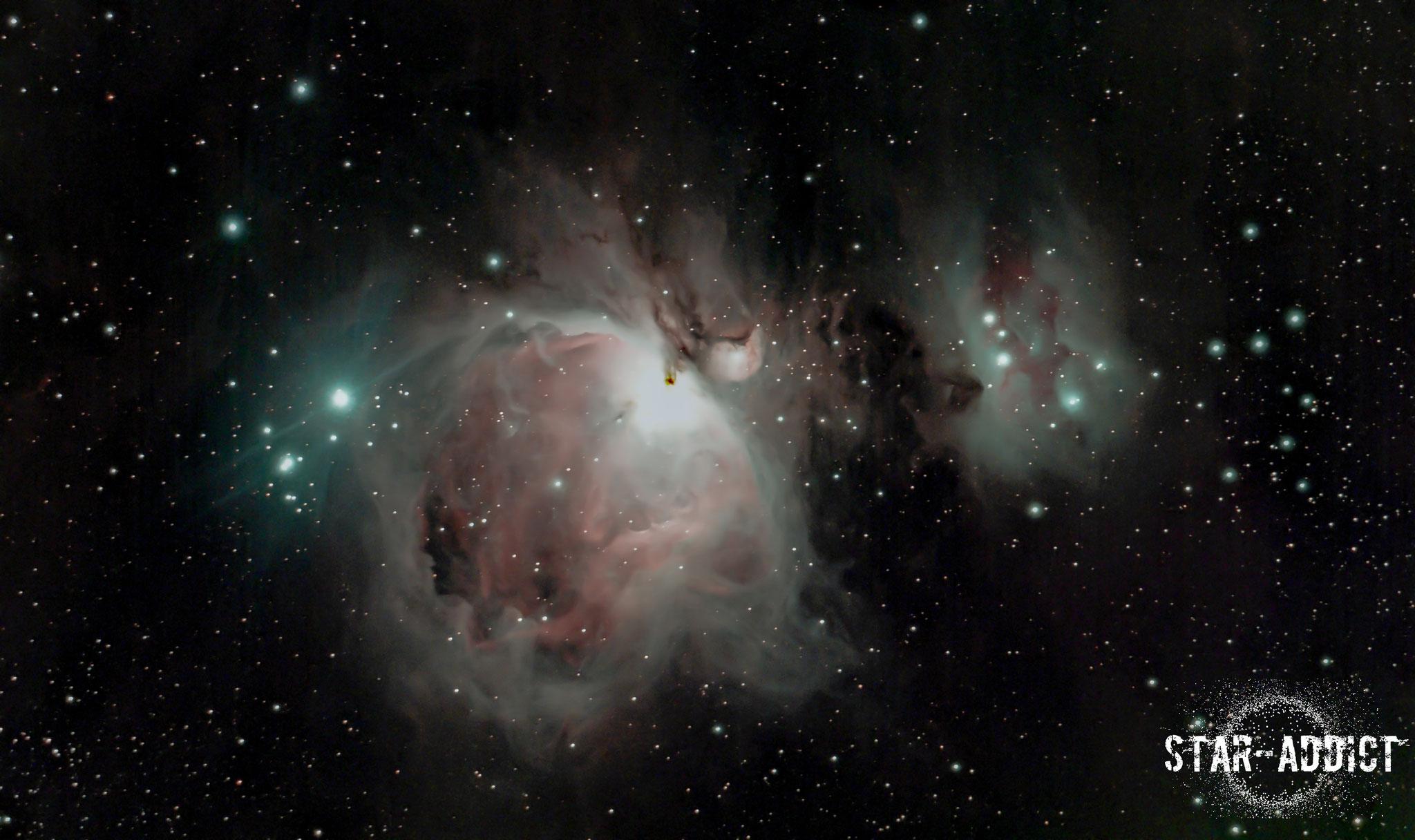M42 - Orion Nebula 2018