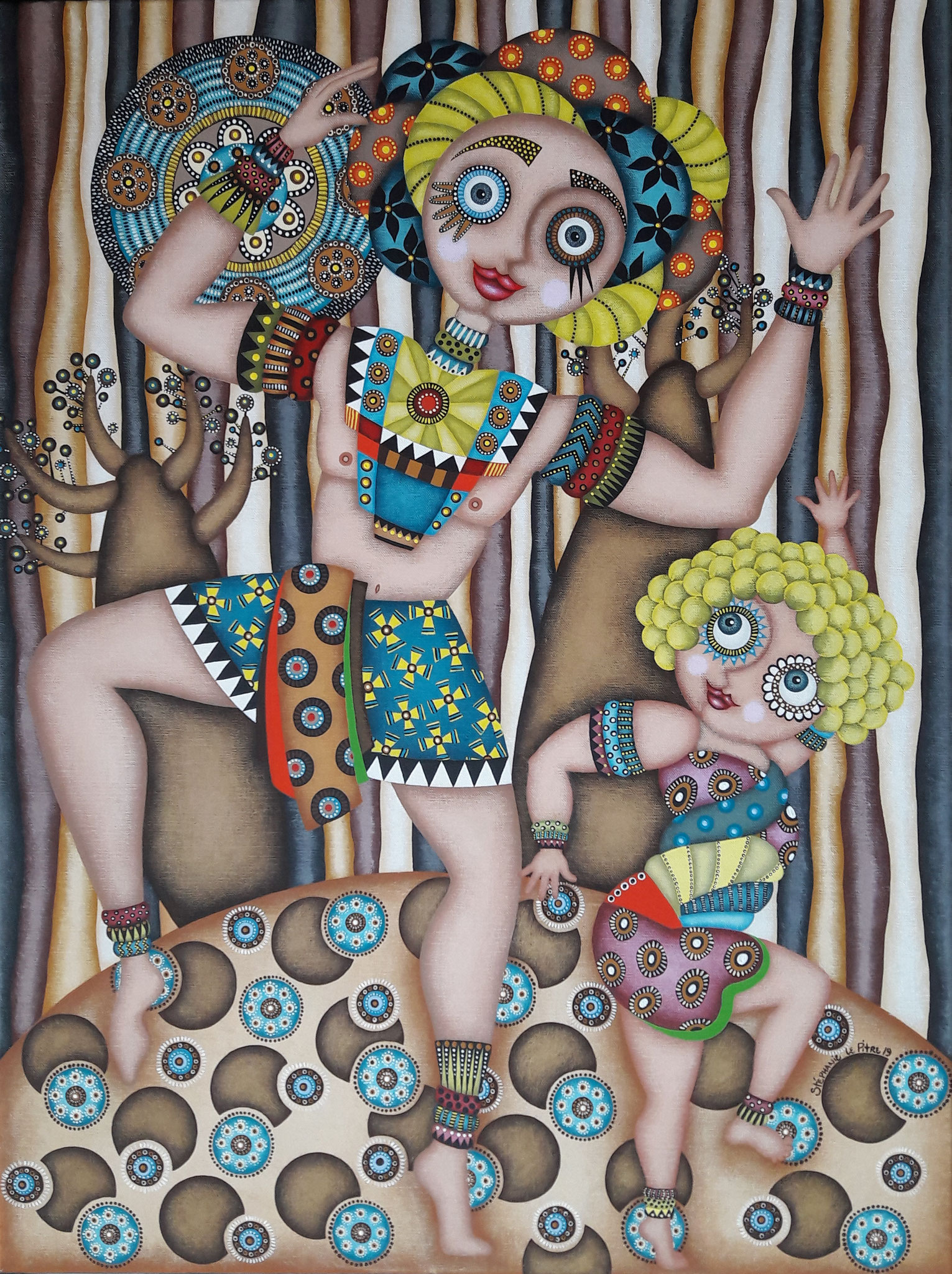 Zumba (60 x 80)