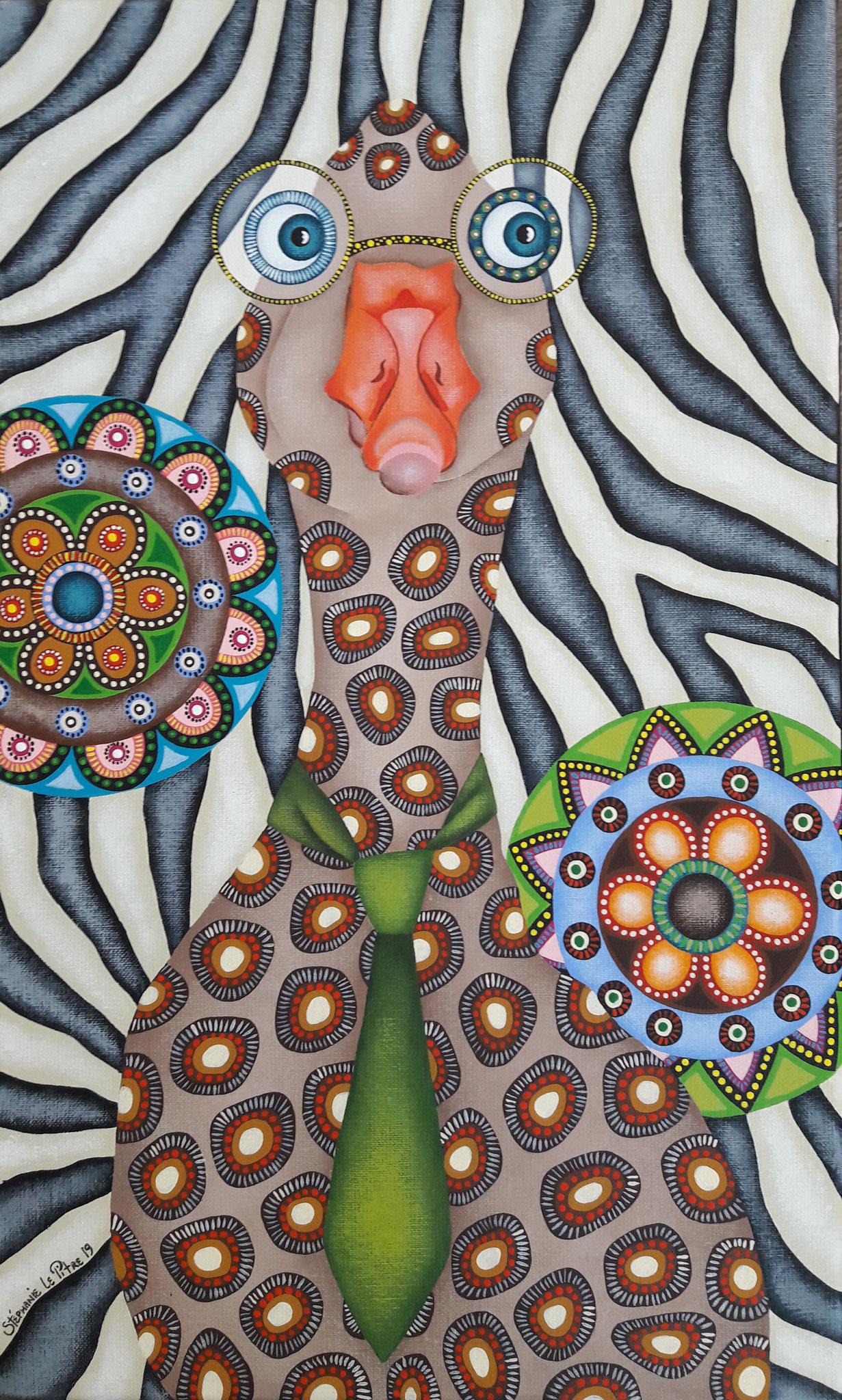 Yves le Jars (40 x 60)