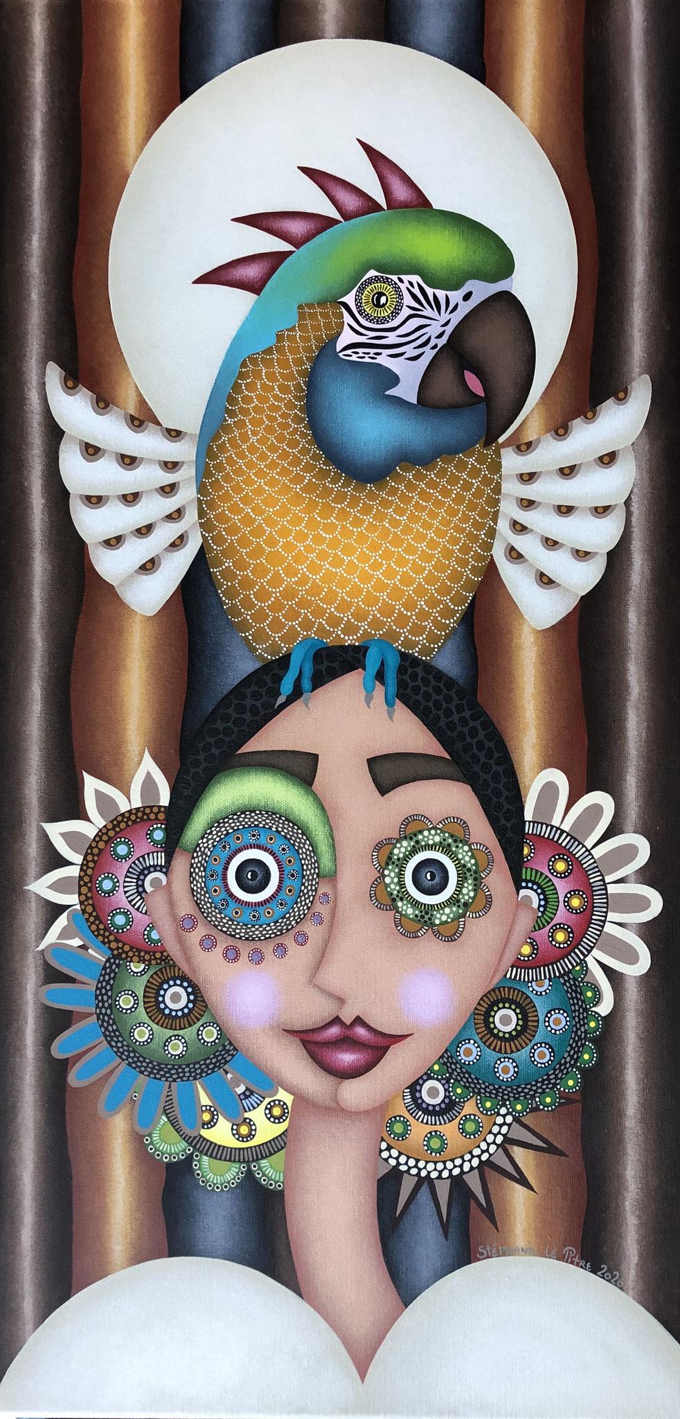 Papagayo (40 x 80)